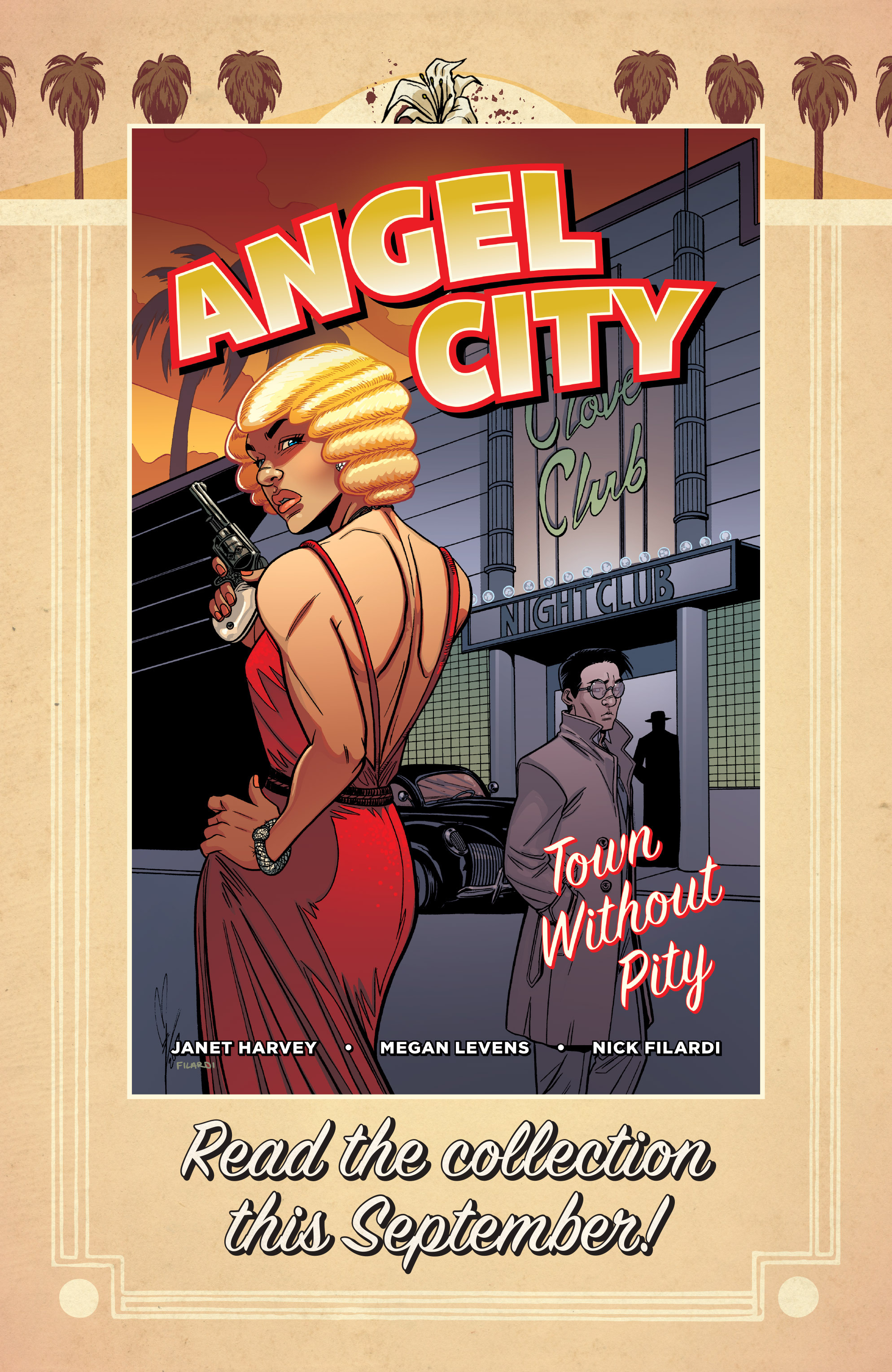 Read online Angel City comic -  Issue #6 - 26
