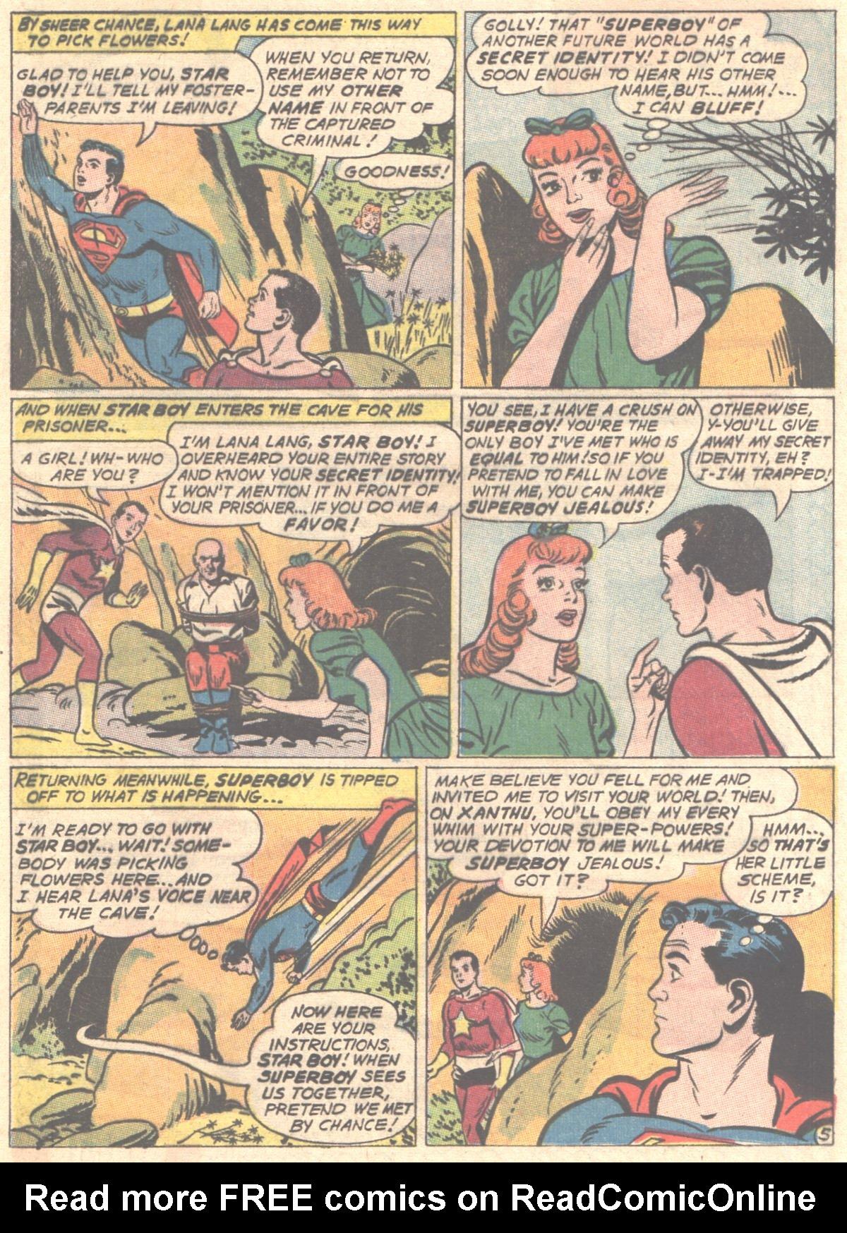Read online Adventure Comics (1938) comic -  Issue #356 - 24