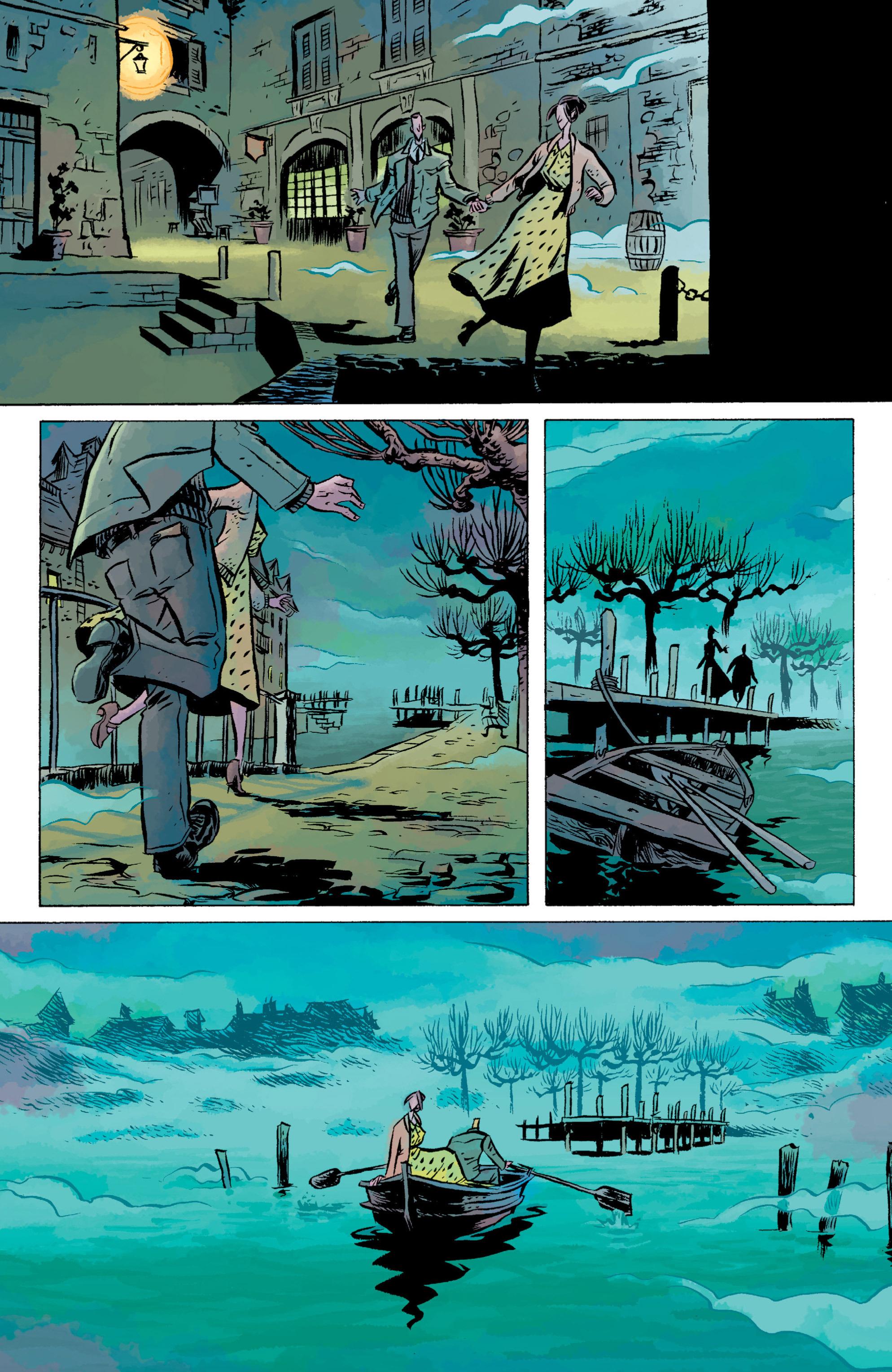 Read online B.P.R.D. (2003) comic -  Issue # TPB 13 - 30