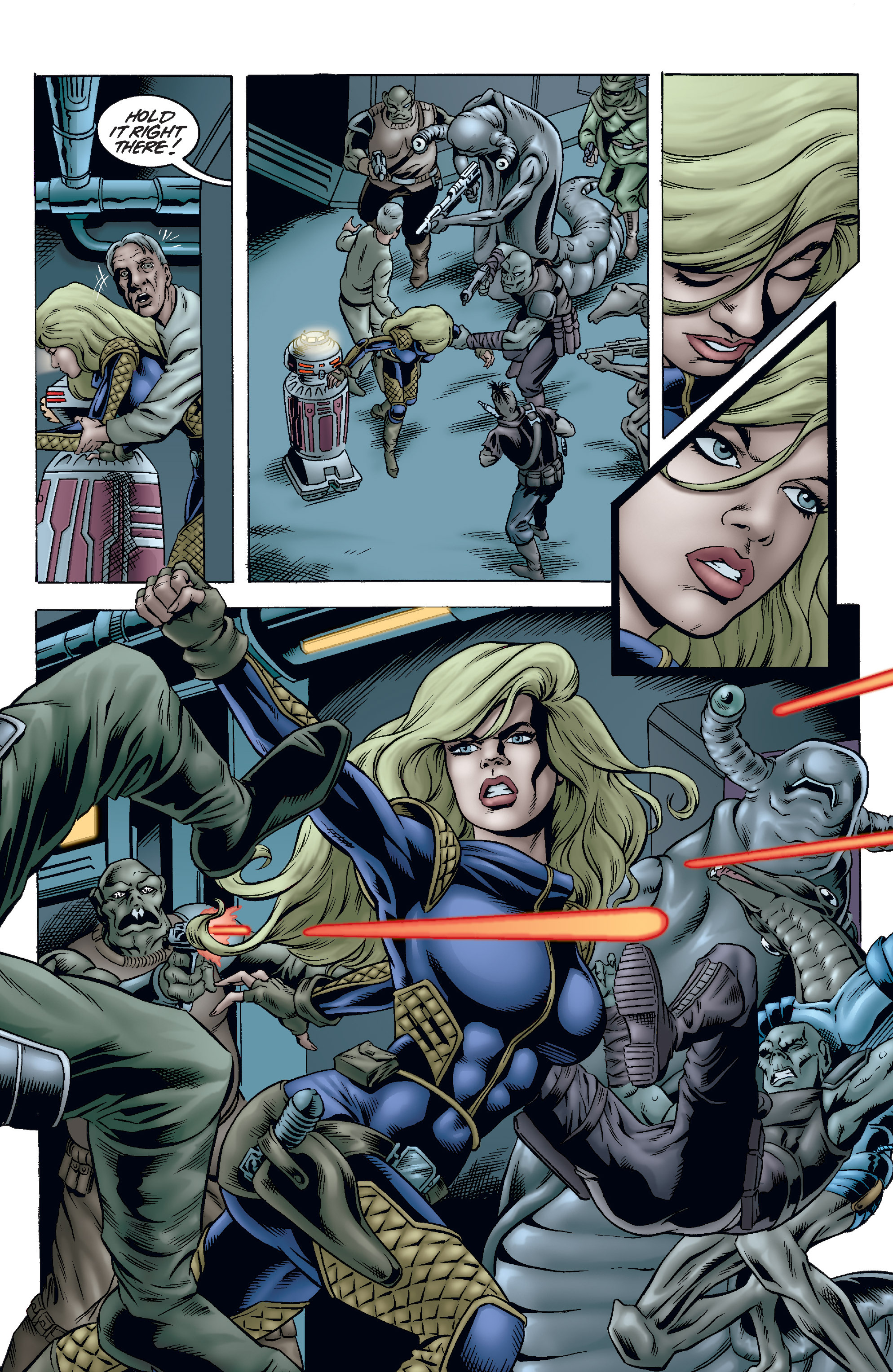 Read online Star Wars Omnibus comic -  Issue # Vol. 11 - 402