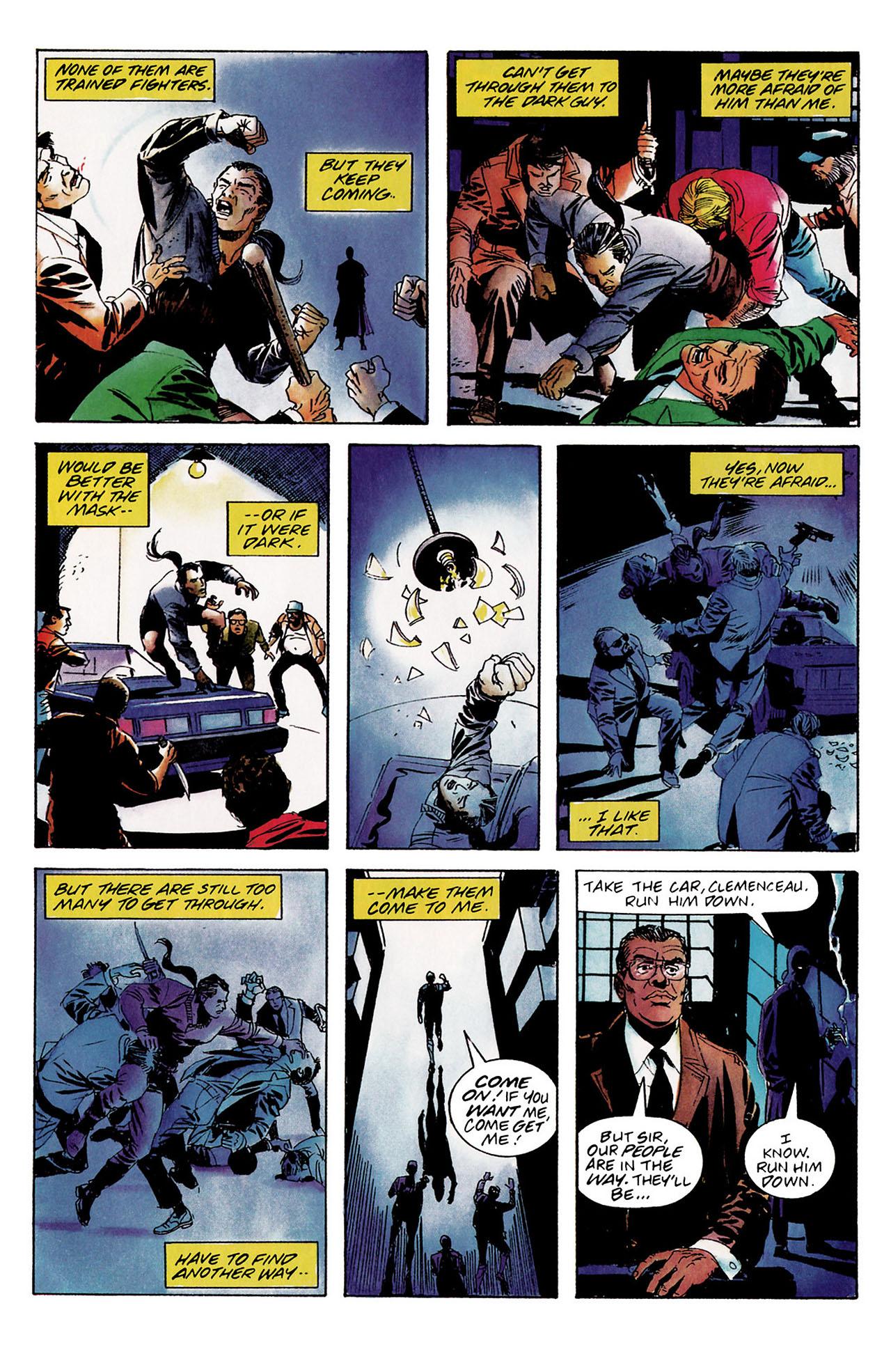 Read online Shadowman (1992) comic -  Issue #8 - 13