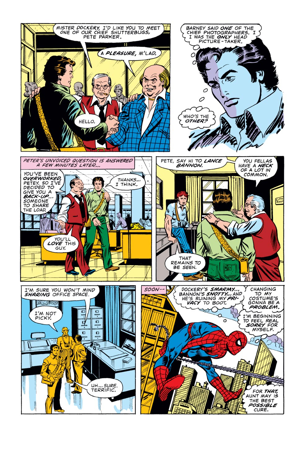 The Amazing Spider-Man (1963) 208 Page 6
