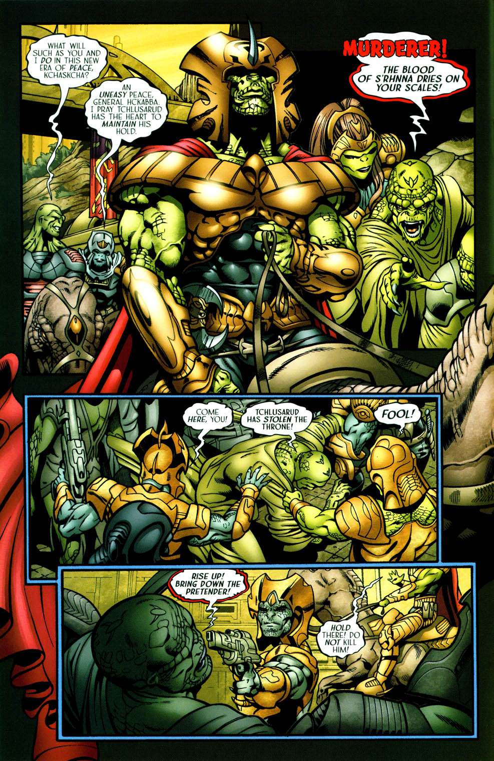 Read online Sigil (2000) comic -  Issue #36 - 15