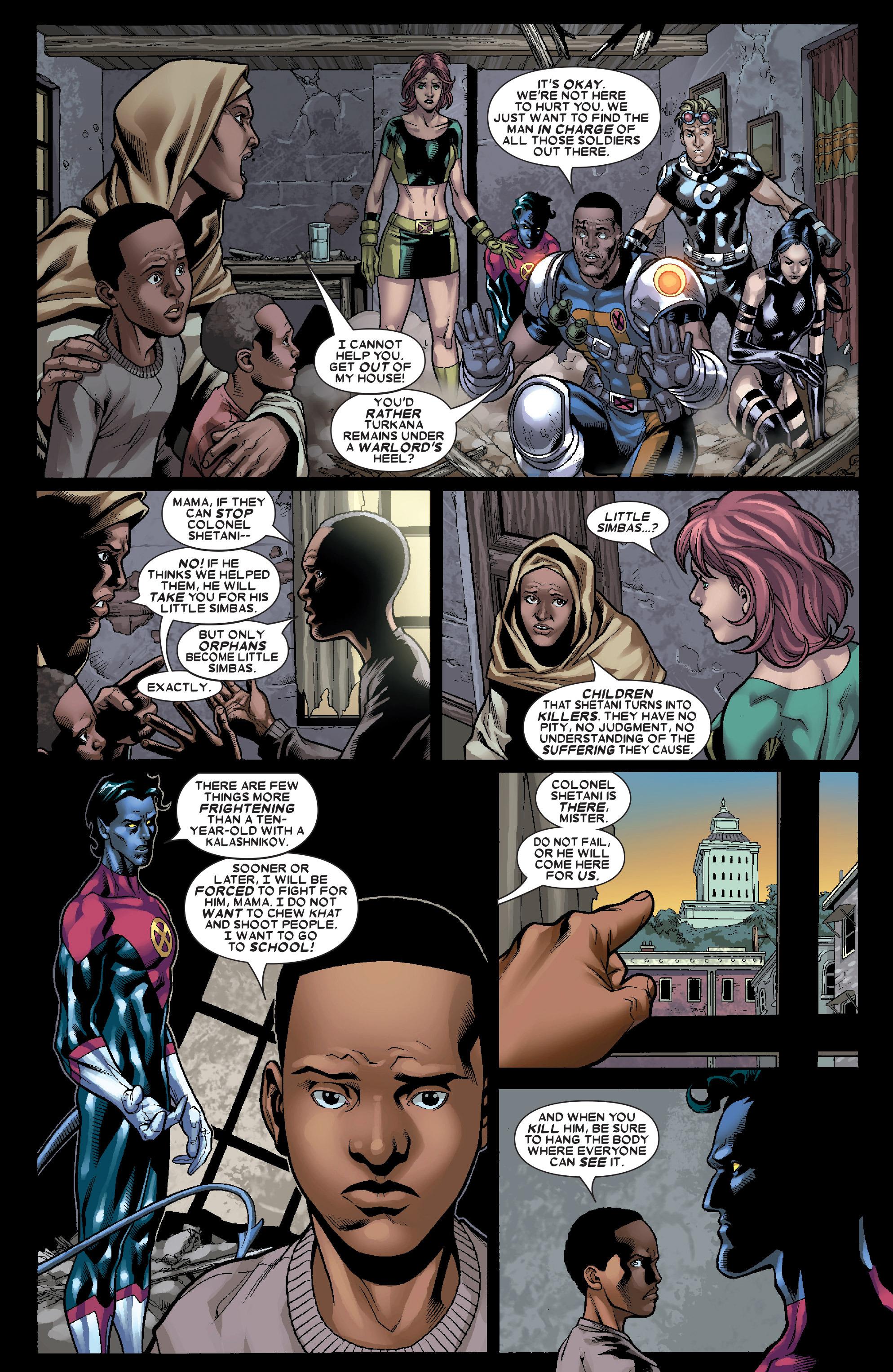 Read online Uncanny X-Men (1963) comic -  Issue # _Annual 1 (2006) - 28