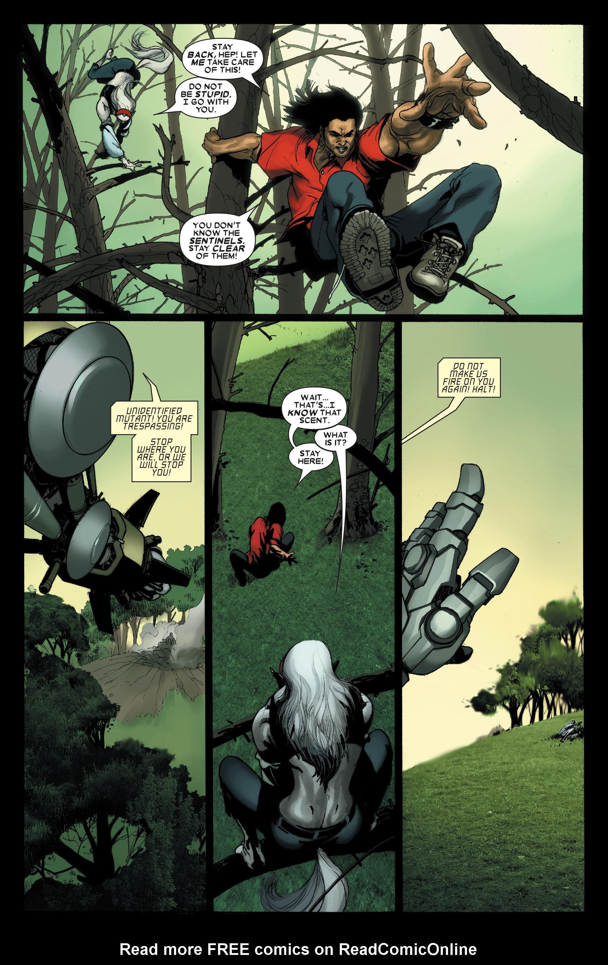 Read online Uncanny X-Men (1963) comic -  Issue #487 - 15