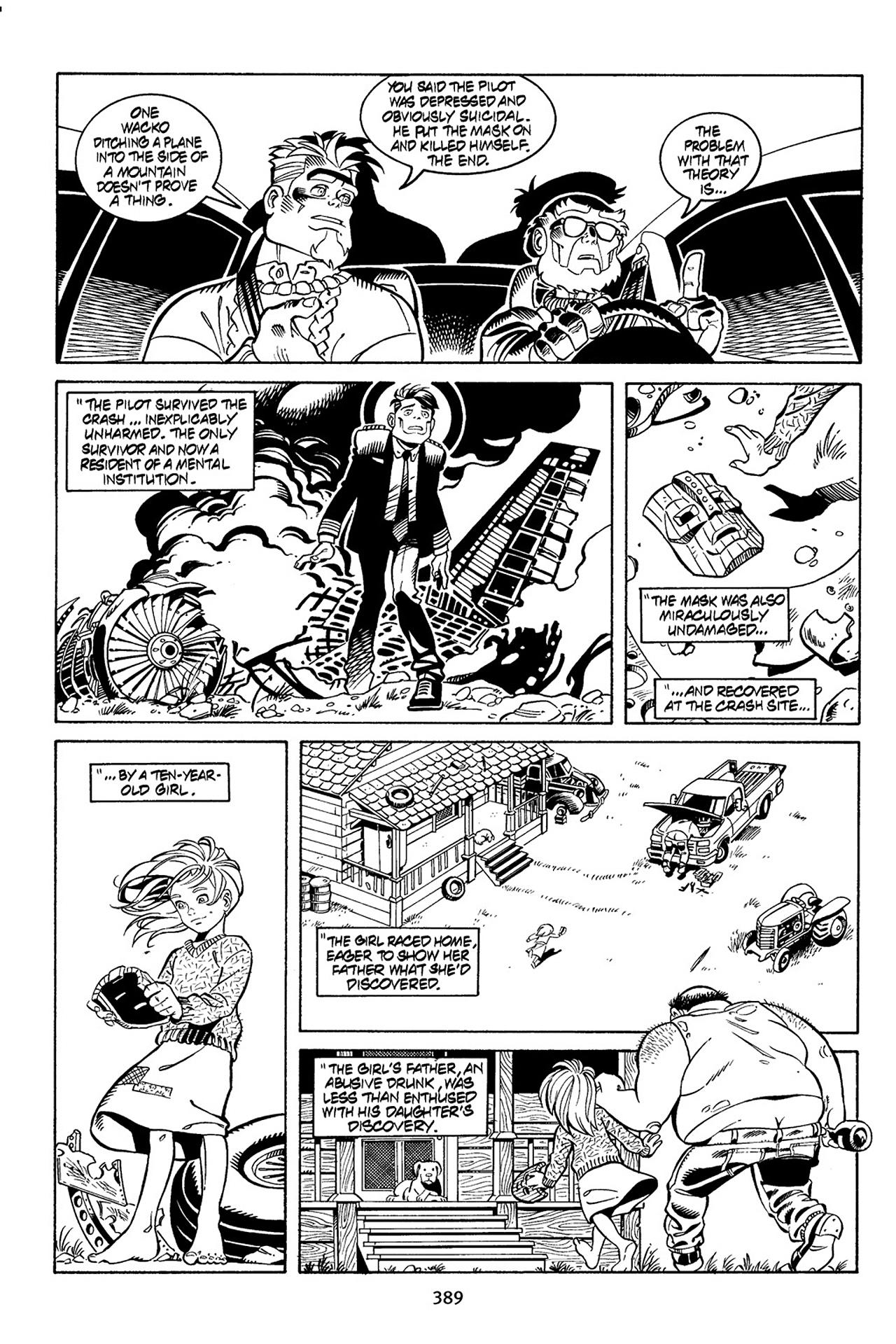 Read online Adventures Of The Mask Omnibus comic -  Issue #Adventures Of The Mask Omnibus Full - 388