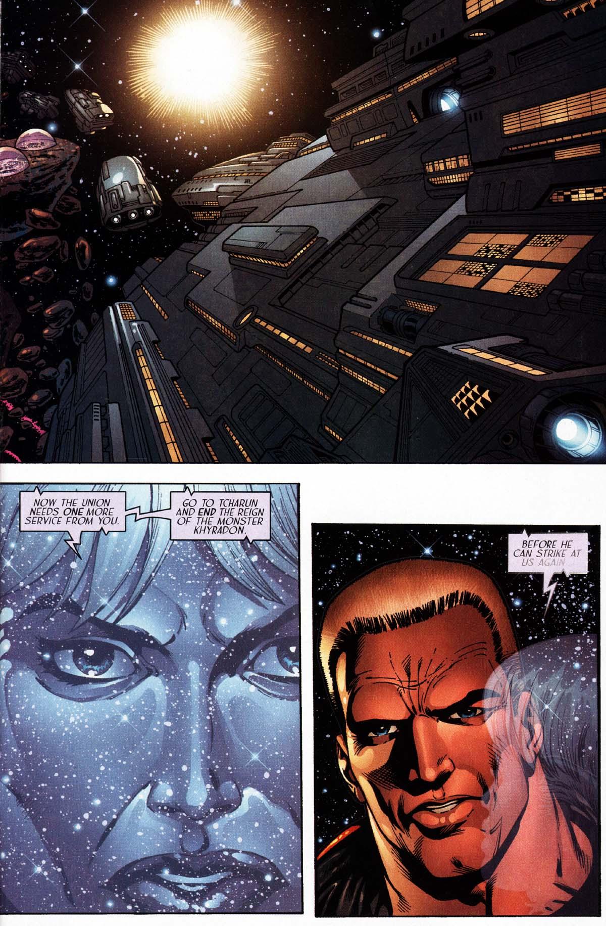 Read online Sigil (2000) comic -  Issue #27 - 20