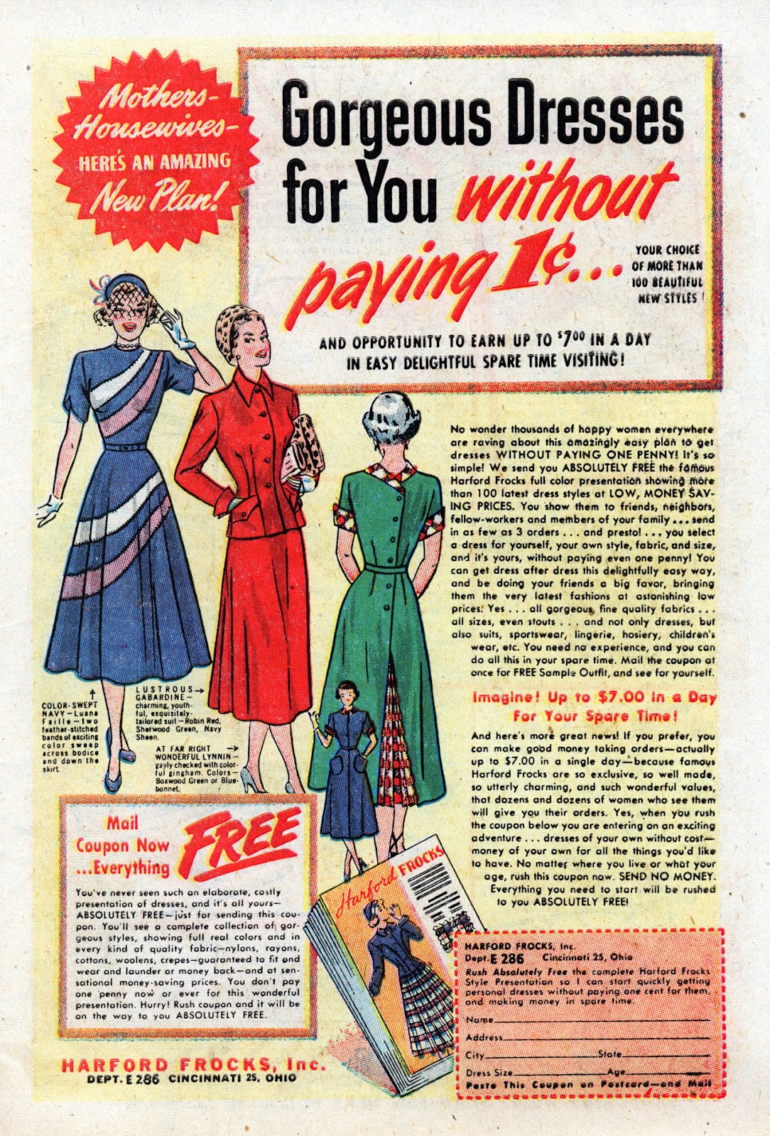 Love Romances (1949) issue 19 - Page 33