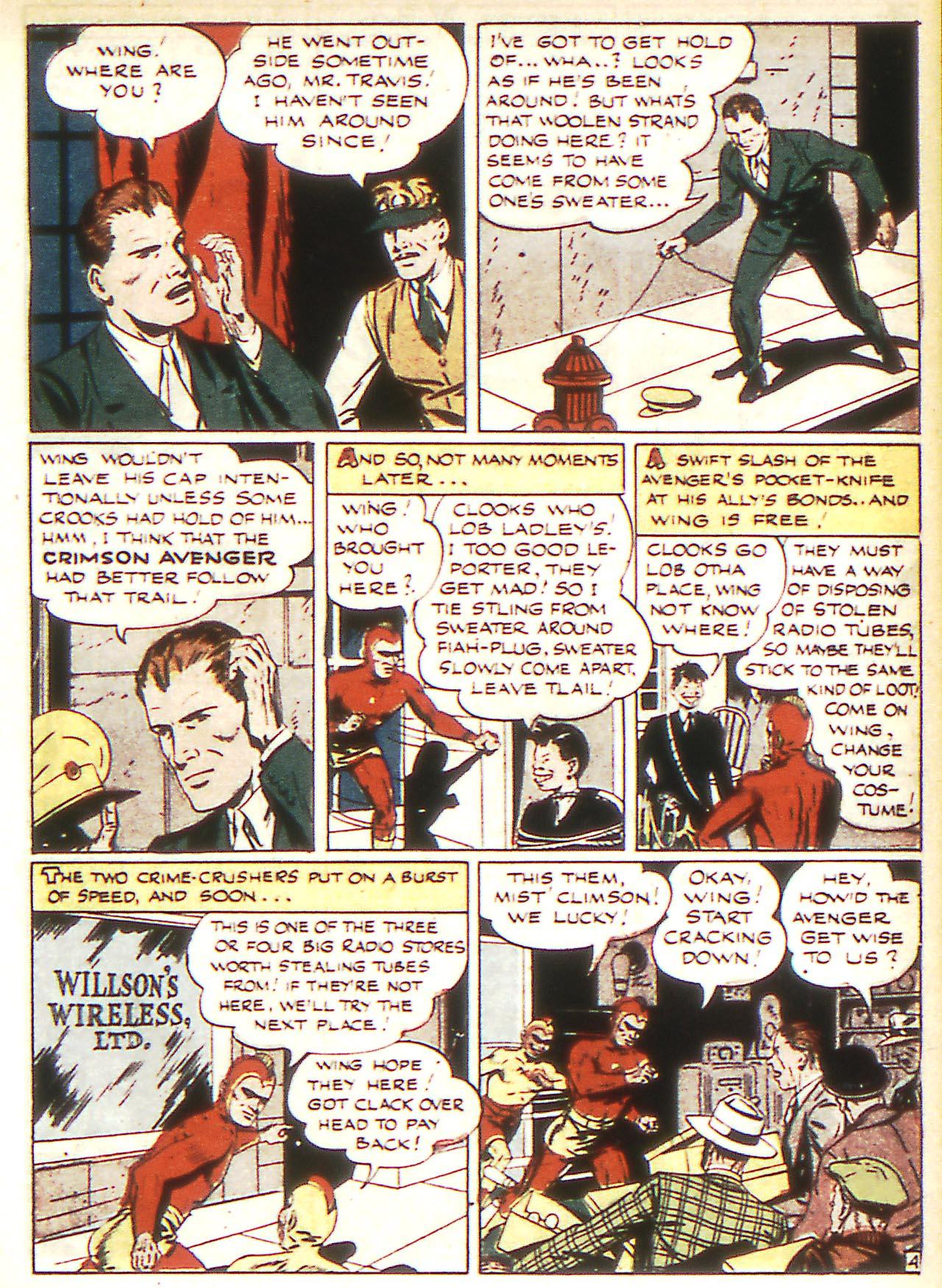 Read online Detective Comics (1937) comic -  Issue #81 - 29