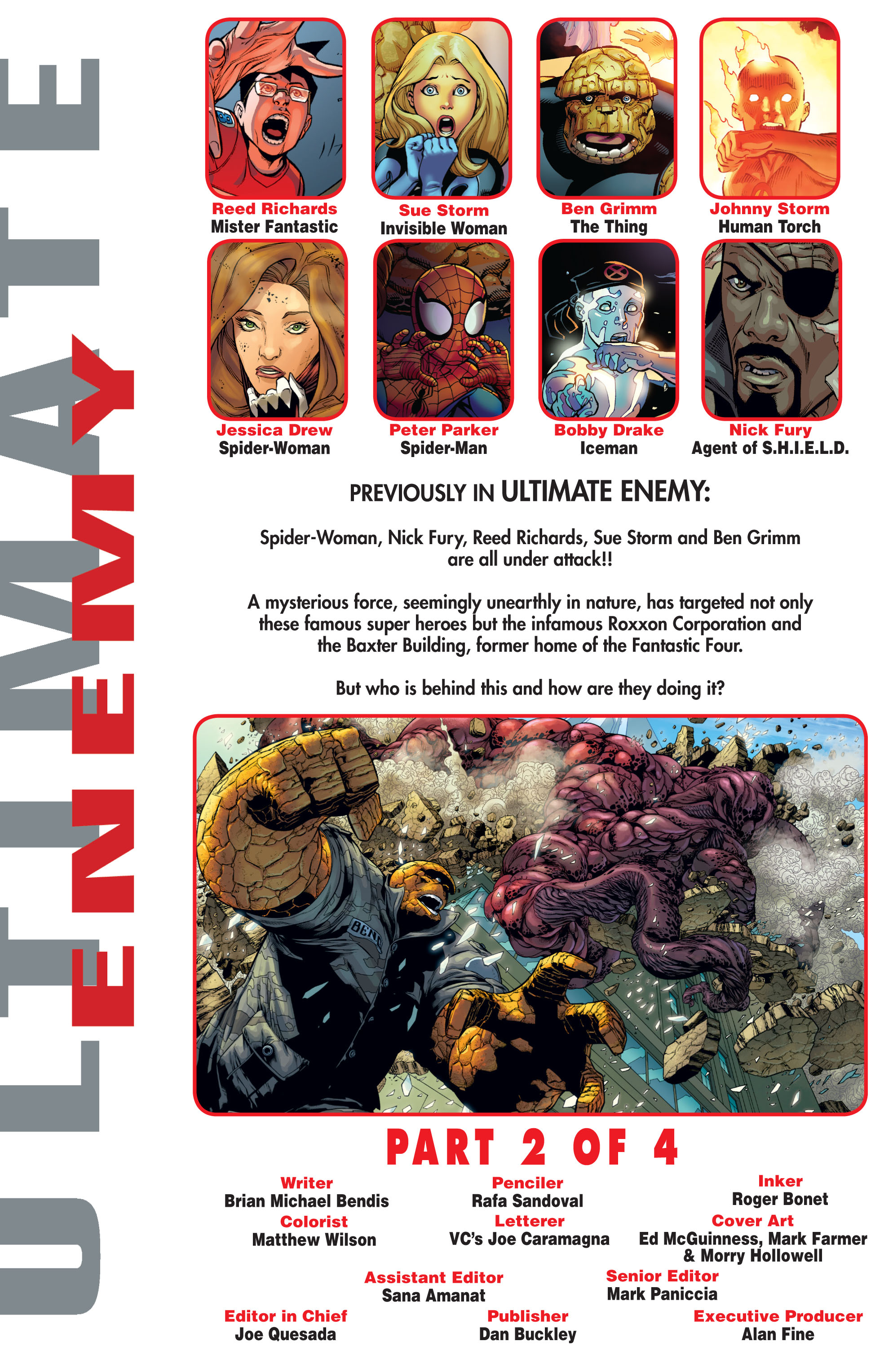 Read online Ultimate Comics Doomsday comic -  Issue # Full - 24