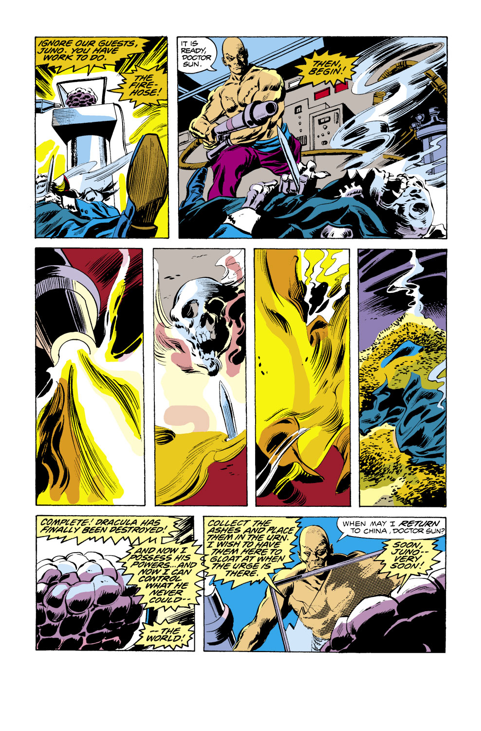 Tomb of Dracula (1972) issue 39 - Page 14