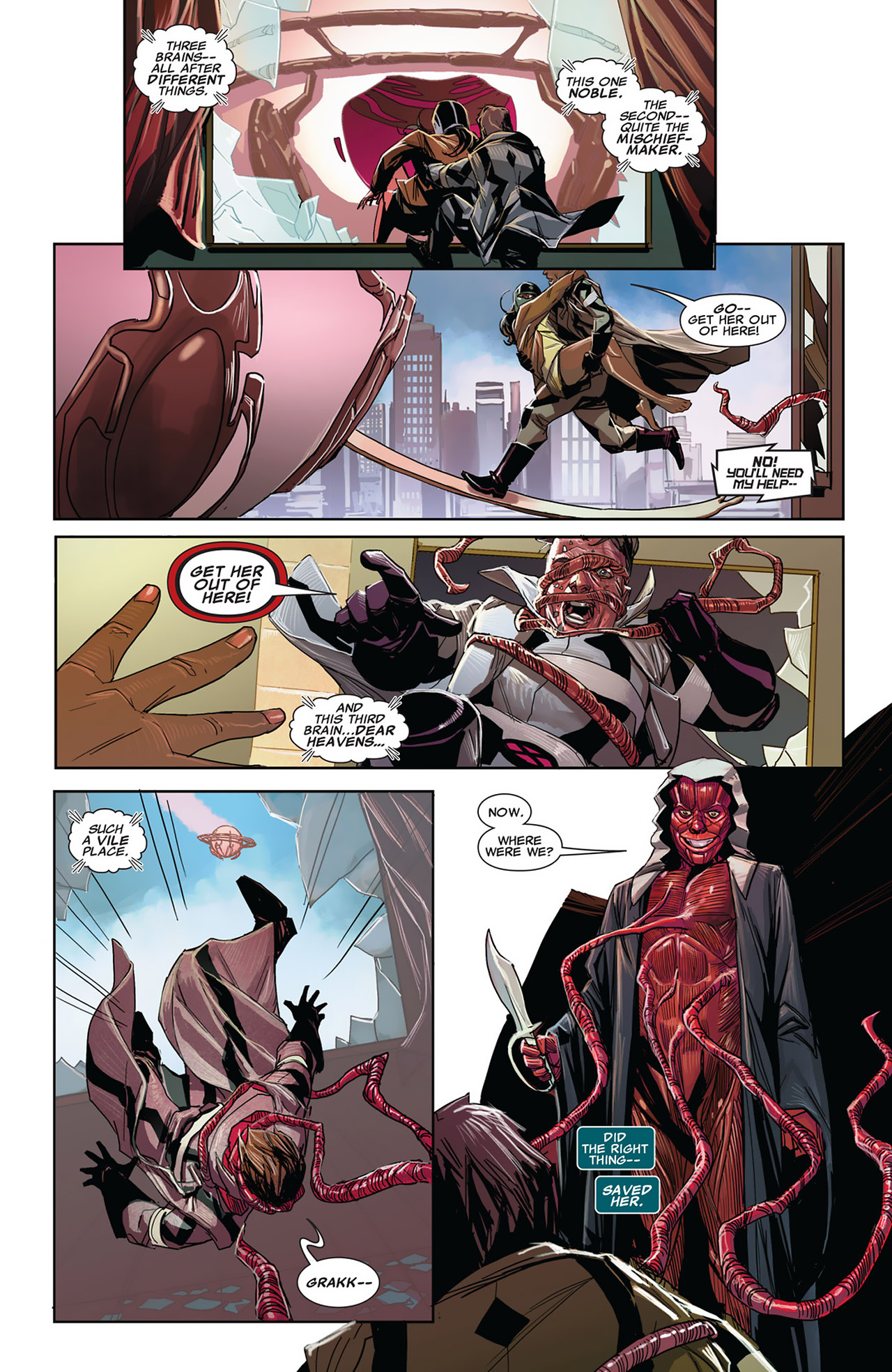 Read online Uncanny X-Force (2010) comic -  Issue #27 - 14