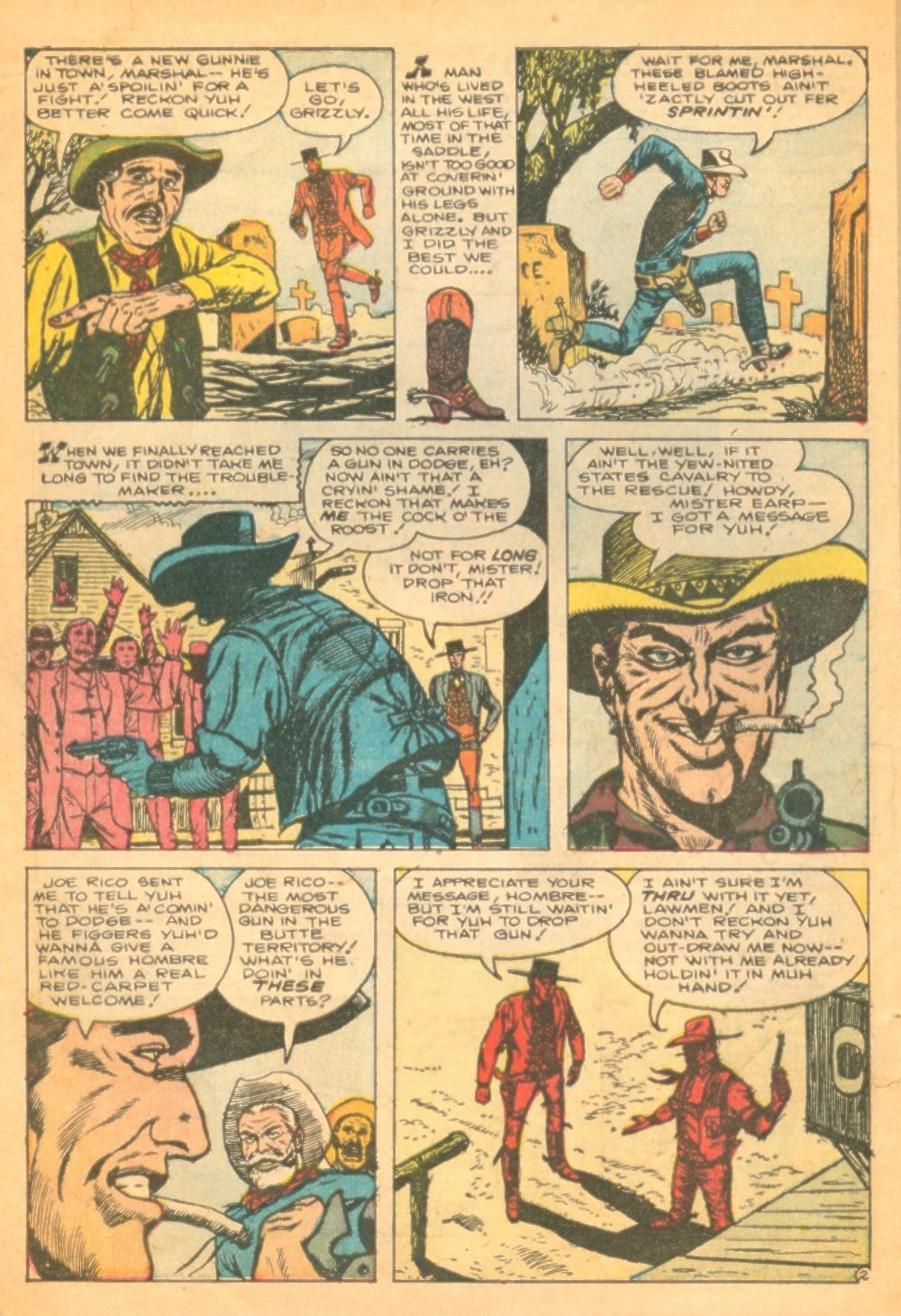Wyatt Earp issue 21 - Page 4