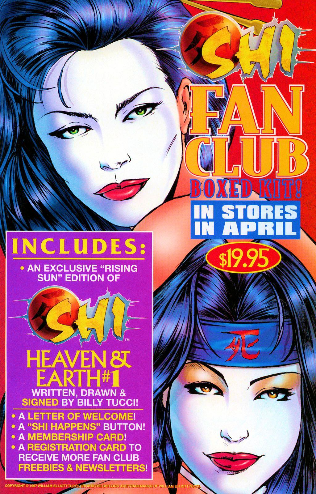 Read online Shi: Rekishi comic -  Issue #2 - 28