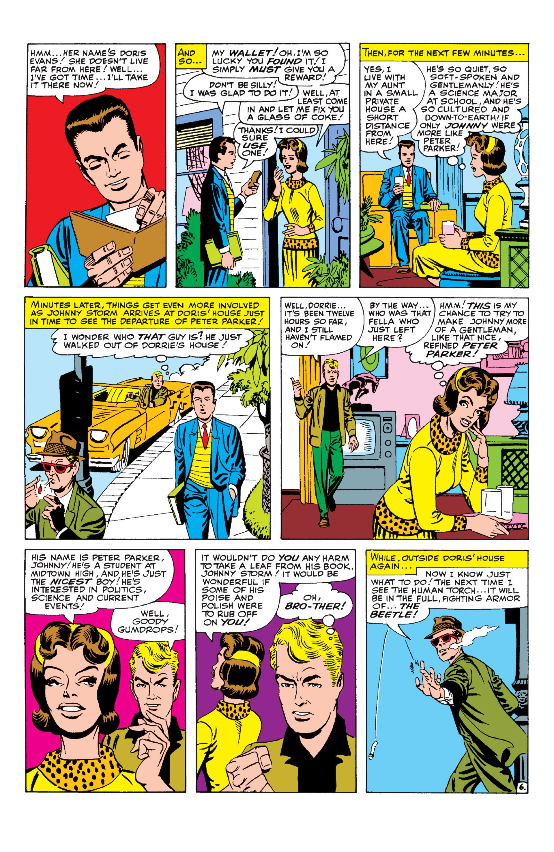 The Amazing Spider-Man (1963) 21 Page 6