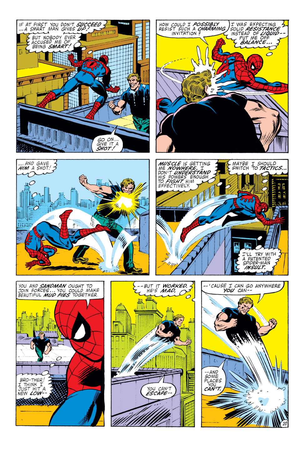 The Amazing Spider-Man (1963) 212 Page 20