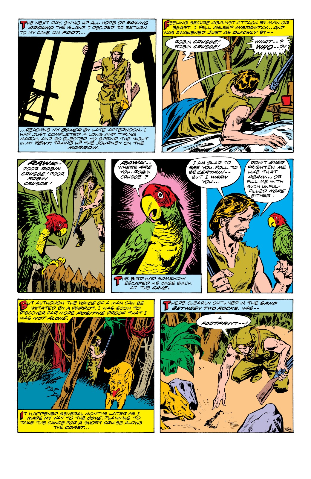 Marvel Classics Comics Series Featuring issue 19 - Page 28