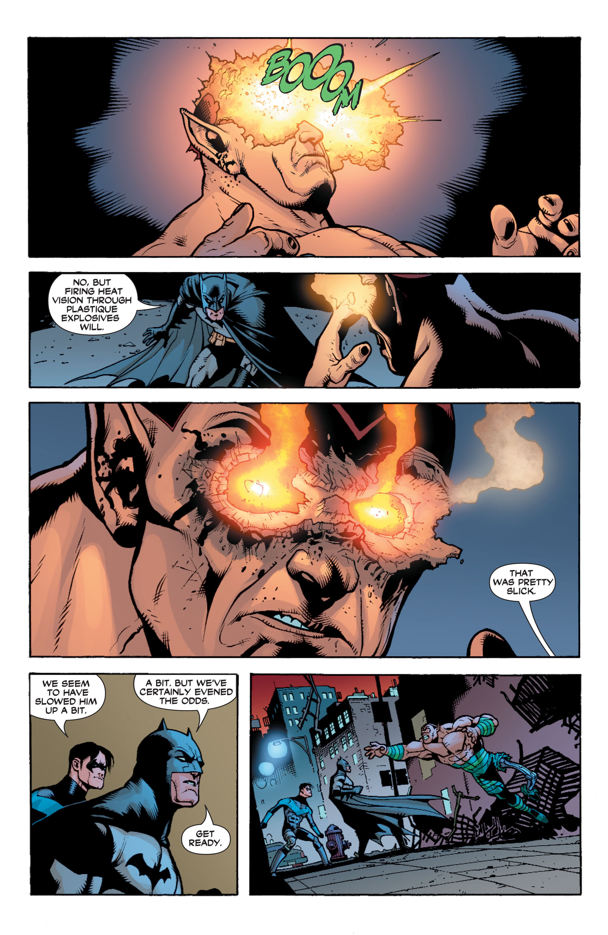 Read online Batman: Under The Red Hood comic -  Issue # Full - 70