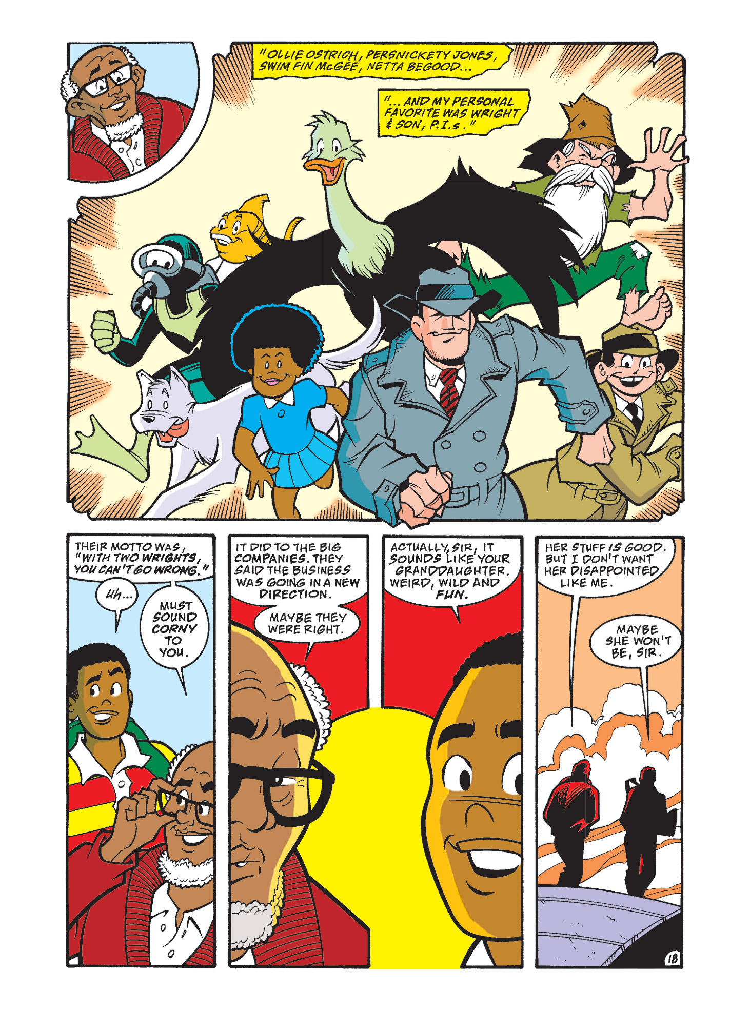 Read online Archie's Funhouse Double Digest comic -  Issue #9 - 53