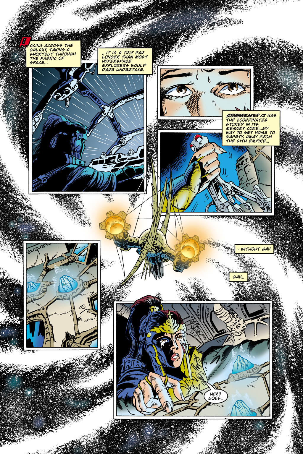Read online Star Wars Omnibus comic -  Issue # Vol. 4 - 141