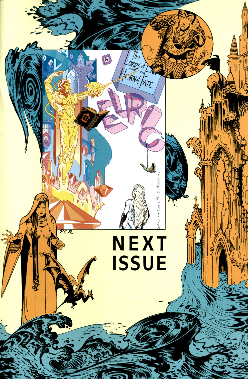 Read online Elric: Stormbringer comic -  Issue #5 - 30