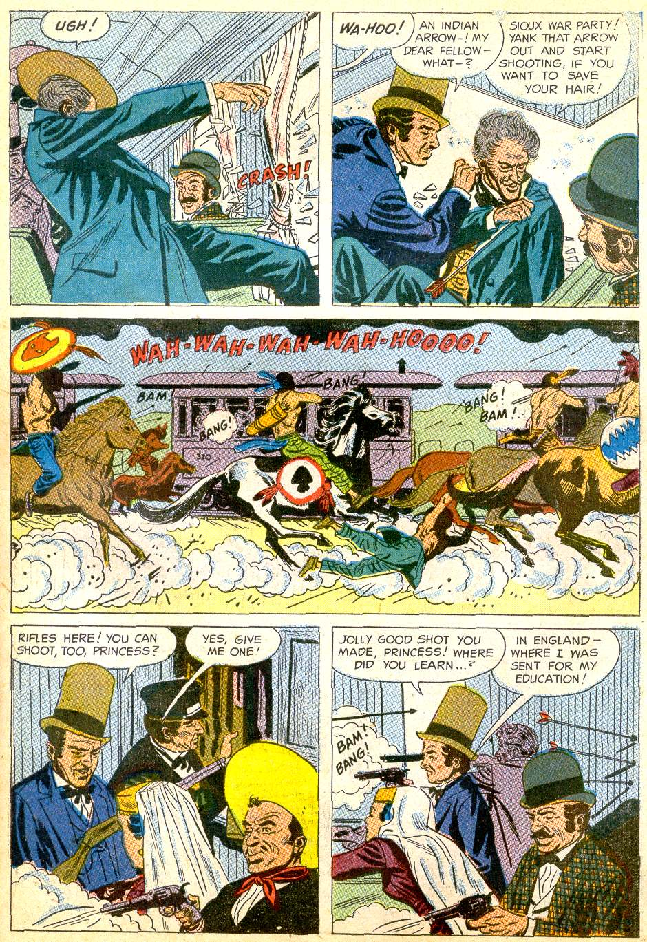 Four Color Comics issue 784 - Page 27