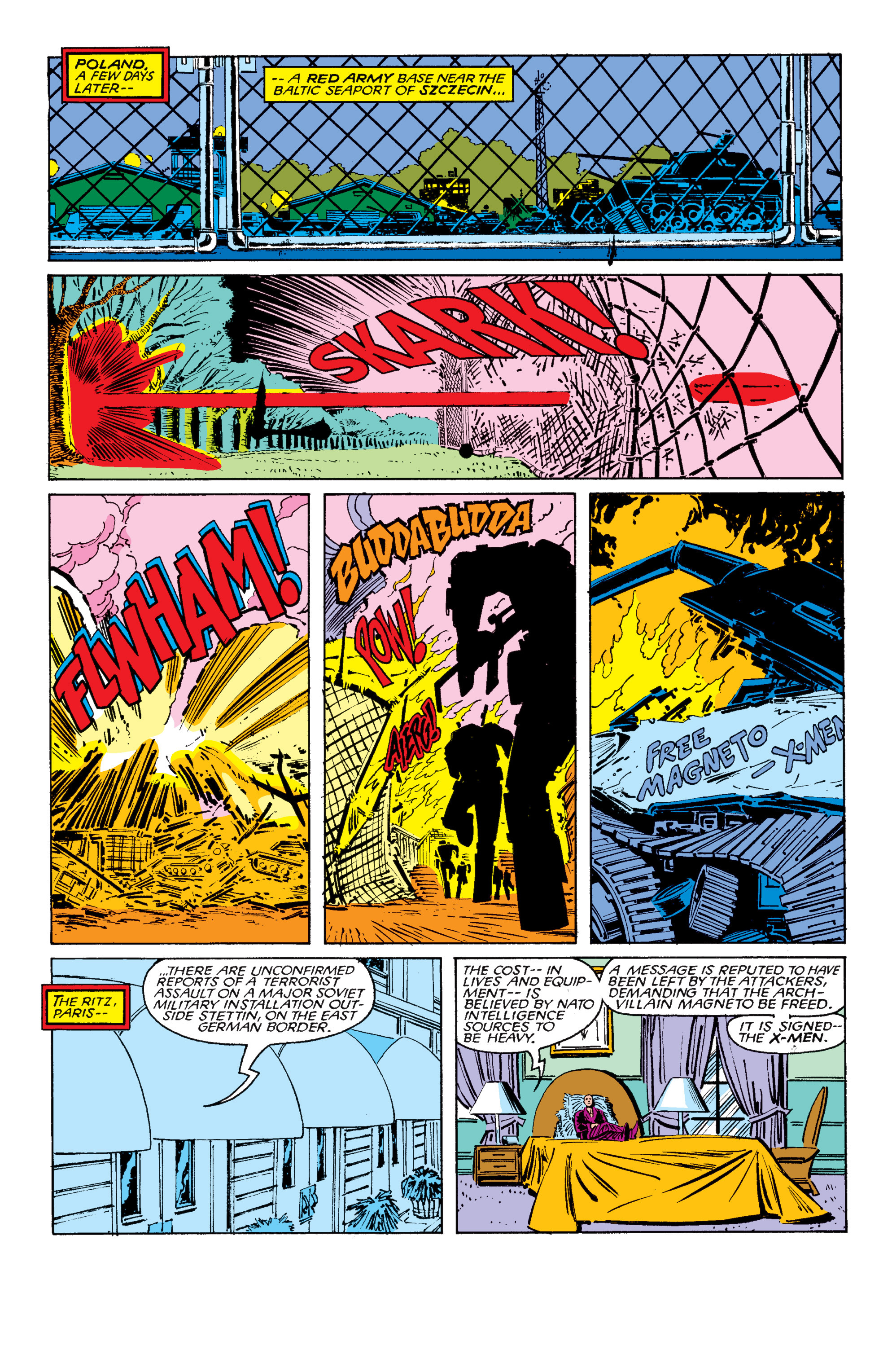 Read online Uncanny X-Men (1963) comic -  Issue #200 - 8