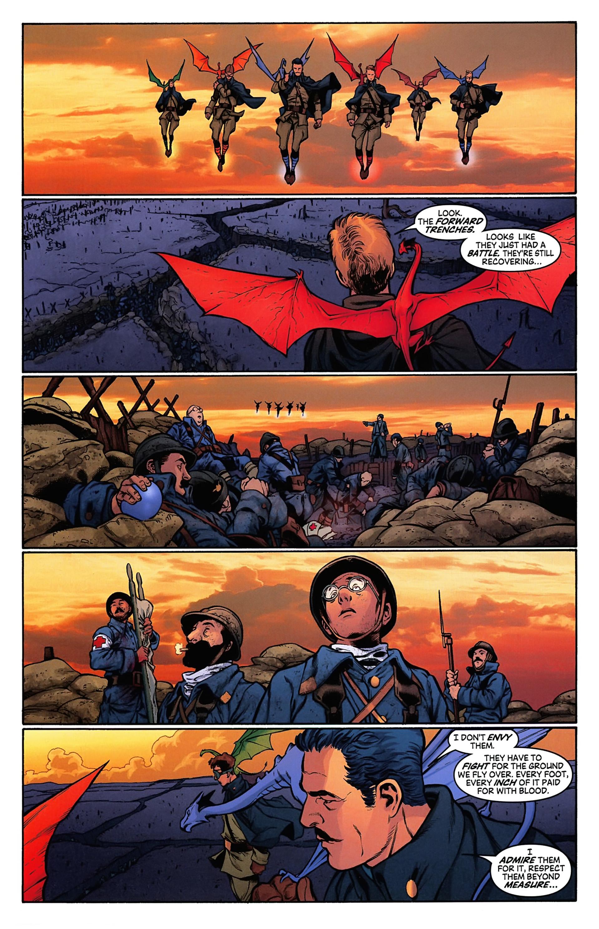 Read online Arrowsmith comic -  Issue #4 - 20