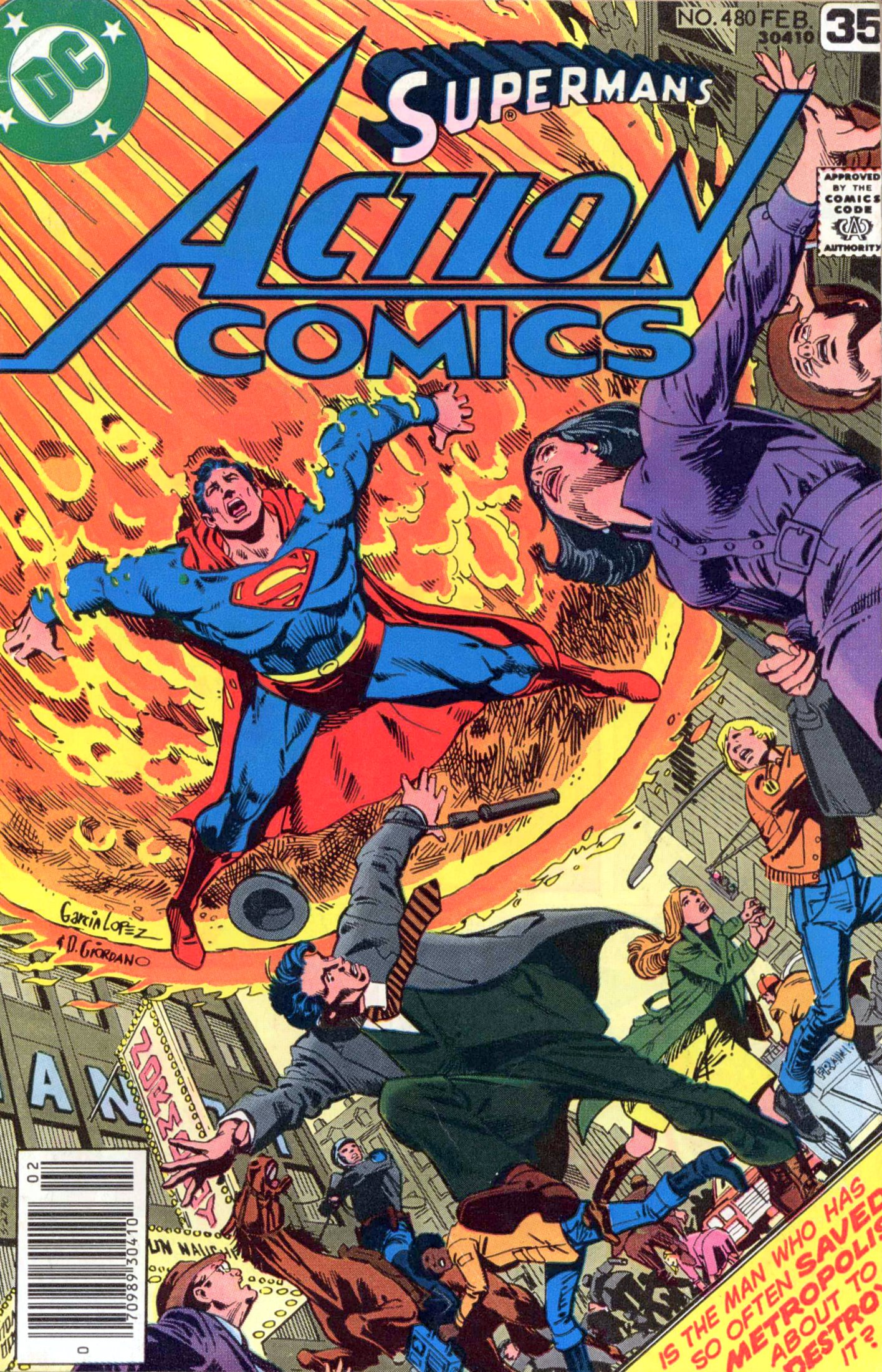 Action Comics (1938) 480 Page 0
