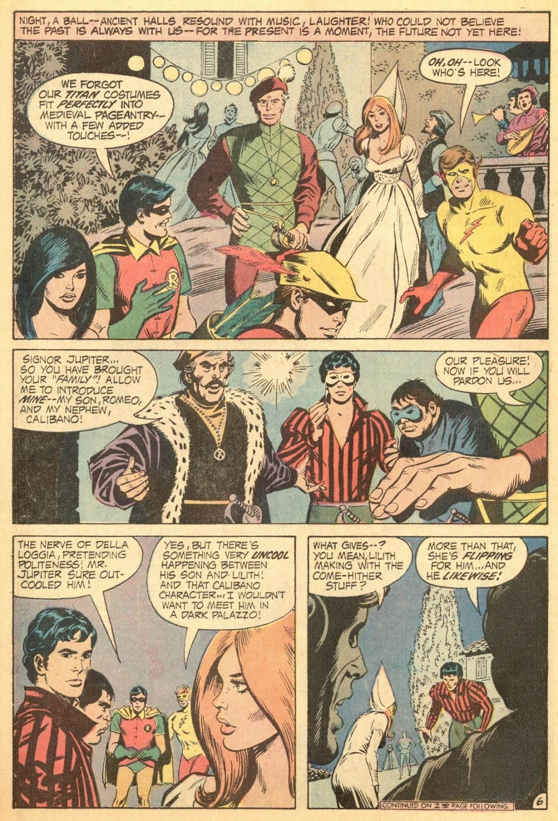 Teen Titans (1966) issue 35 - Page 8