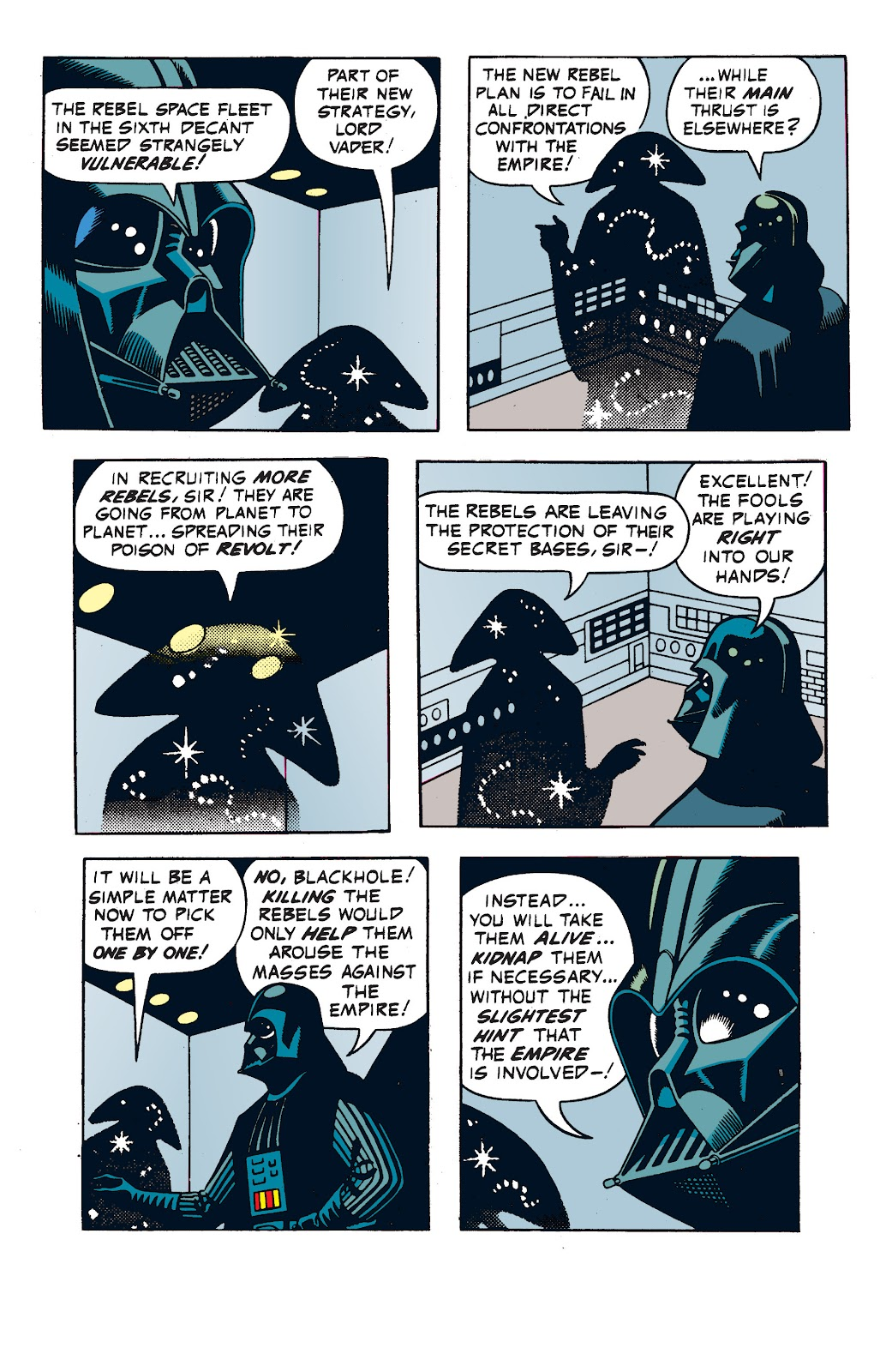 Read online Star Wars Legends: The Newspaper Strips - Epic Collection comic -  Issue # TPB (Part 1) - 41