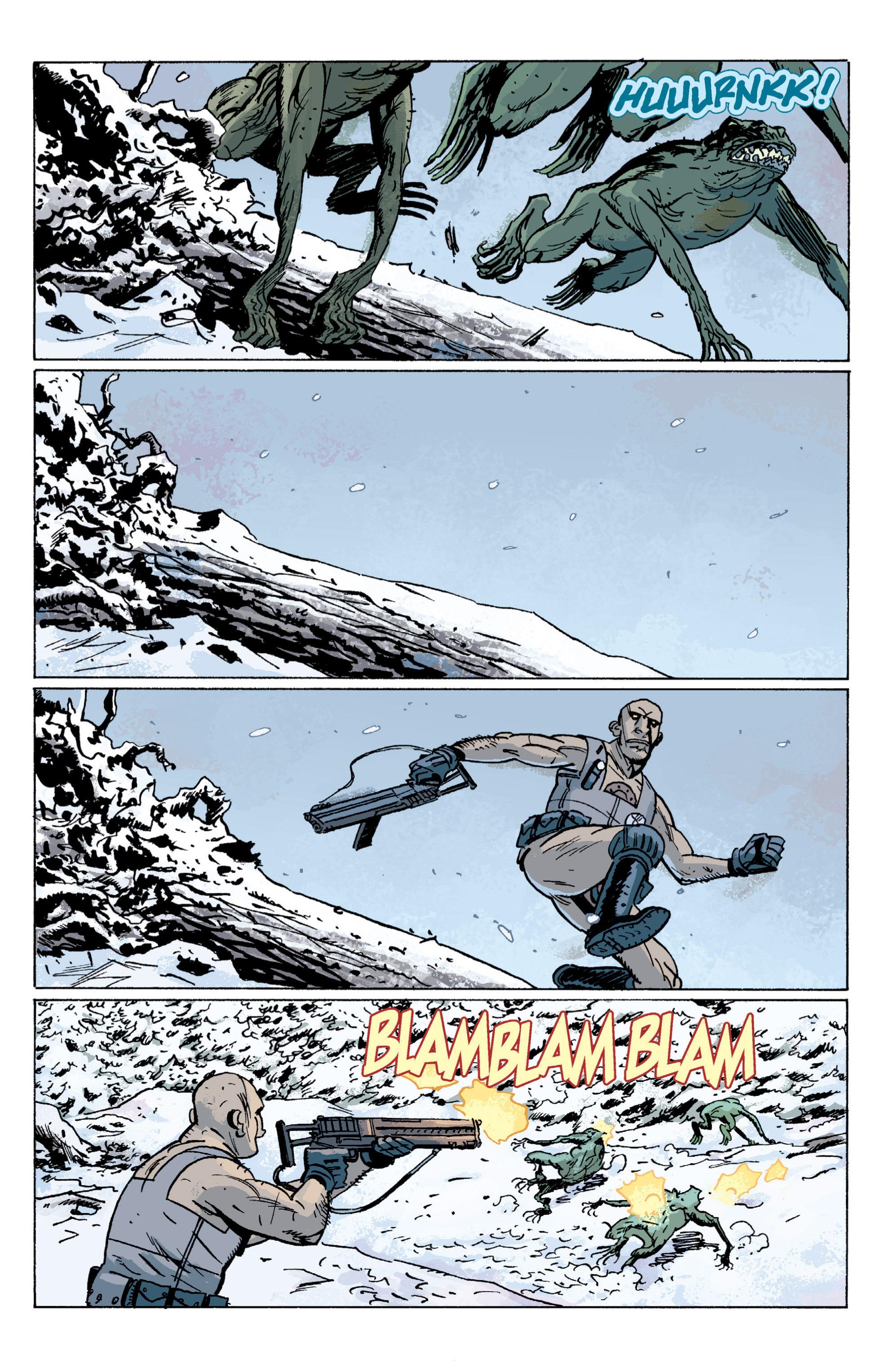 Read online B.P.R.D. (2003) comic -  Issue # TPB 5 - 44