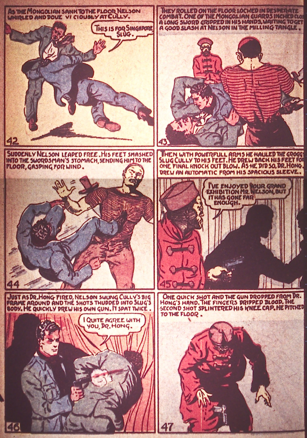 Detective Comics (1937) 10 Page 29