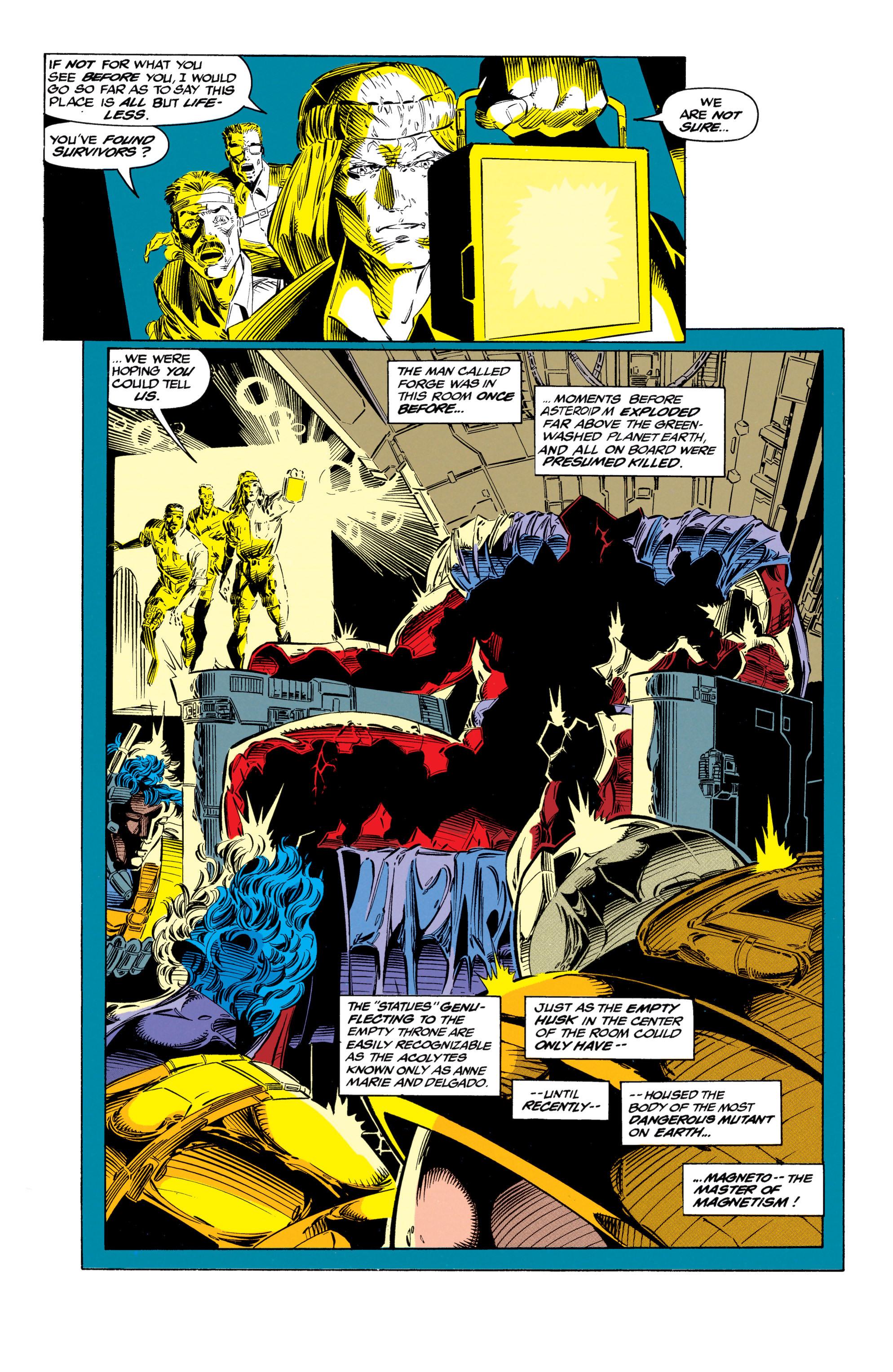 Read online Uncanny X-Men (1963) comic -  Issue #299 - 4