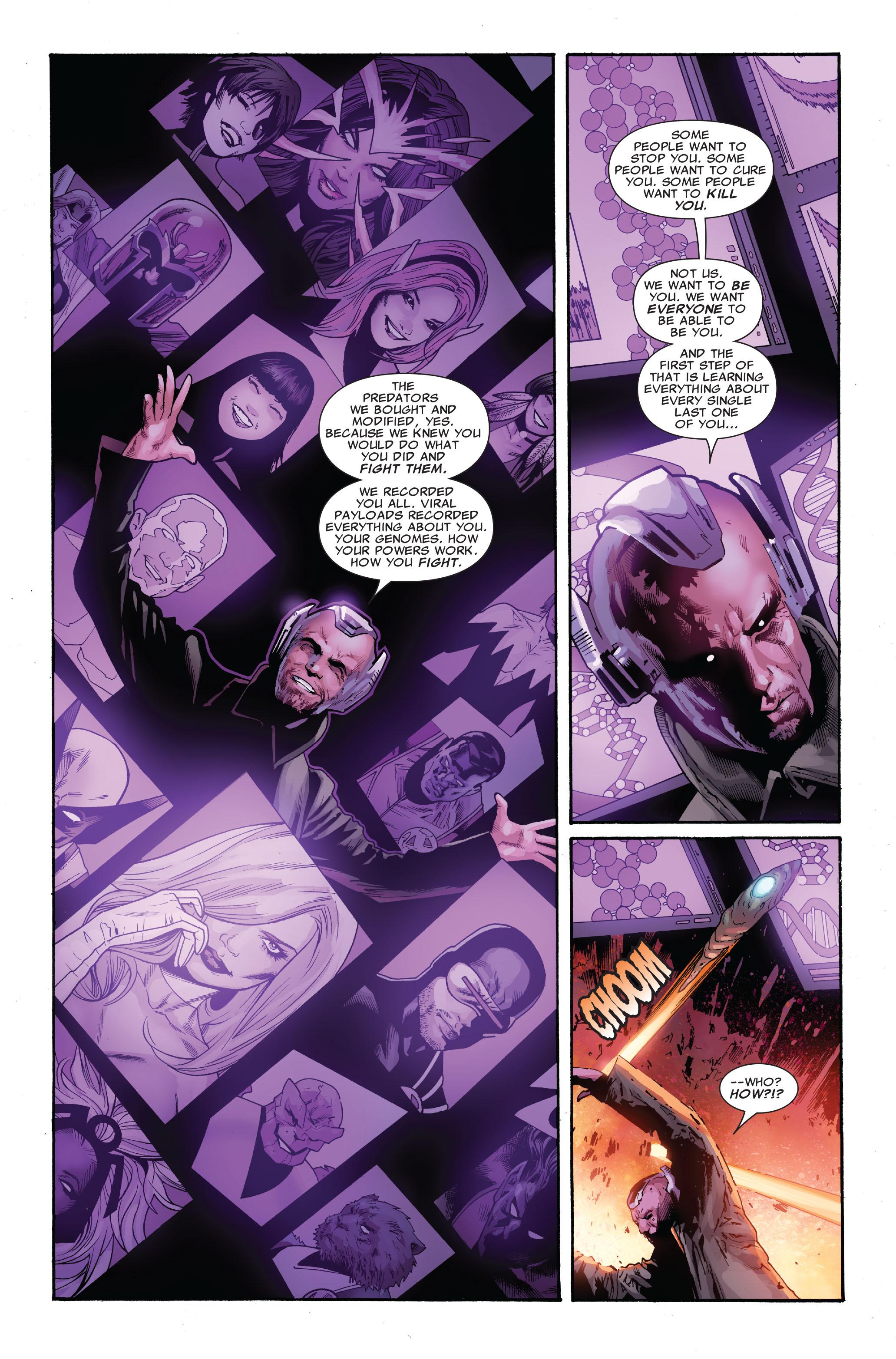 Read online Uncanny X-Men (1963) comic -  Issue #521 - 8