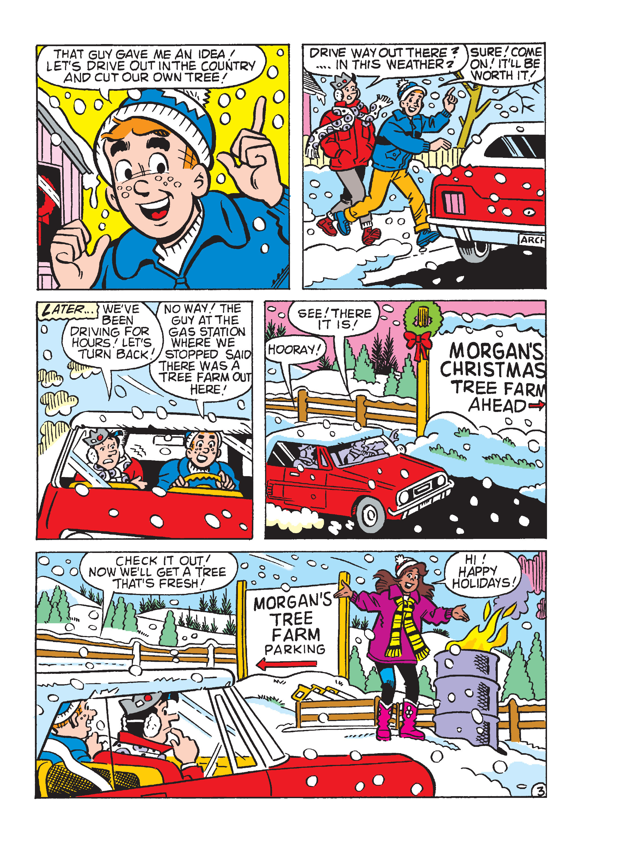 Read online World of Archie Double Digest comic -  Issue #64 - 9