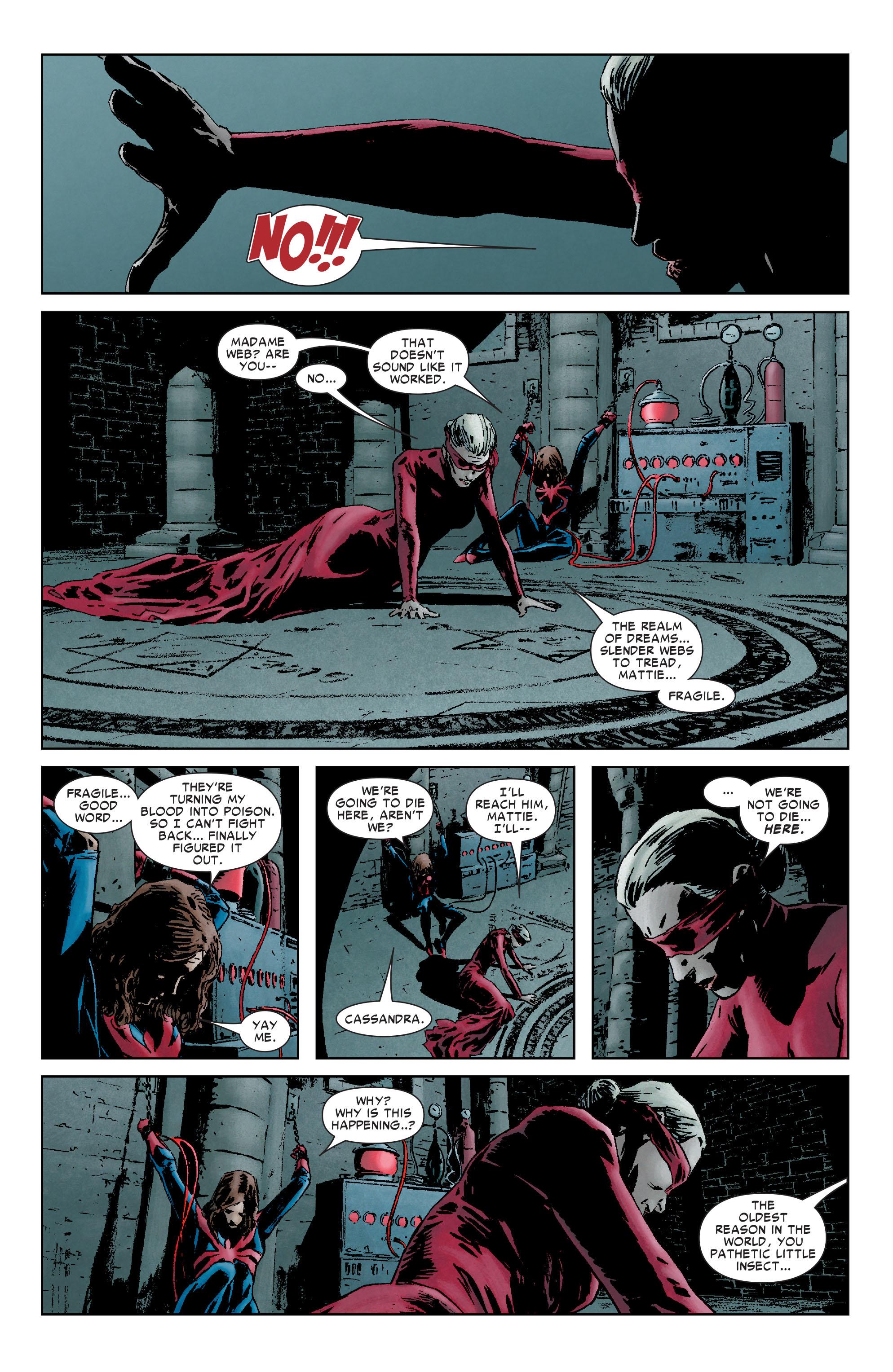 Read online Amazing Spider-Man Presents: Black Cat comic -  Issue #1 - 30