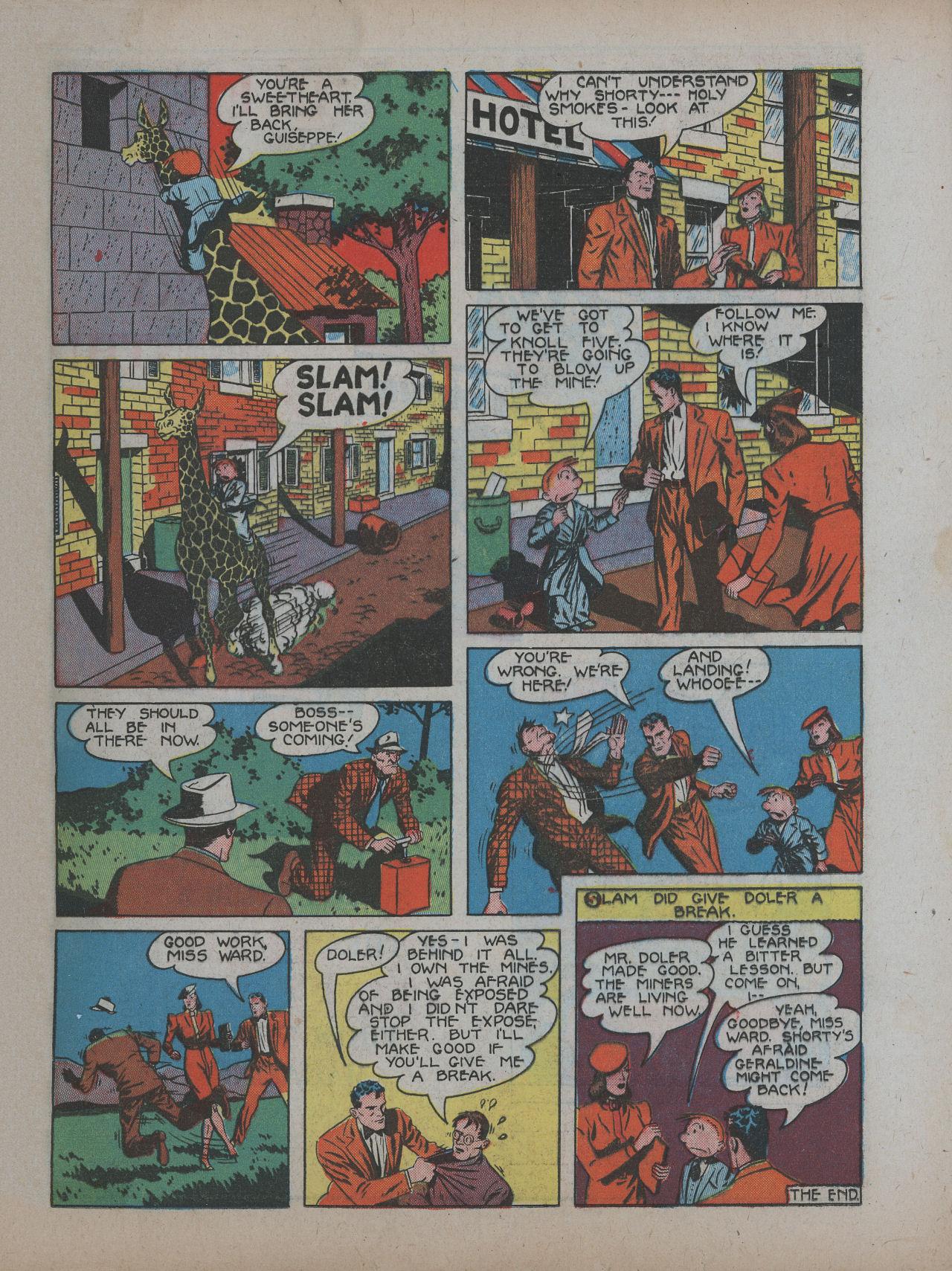 Read online Detective Comics (1937) comic -  Issue #48 - 65