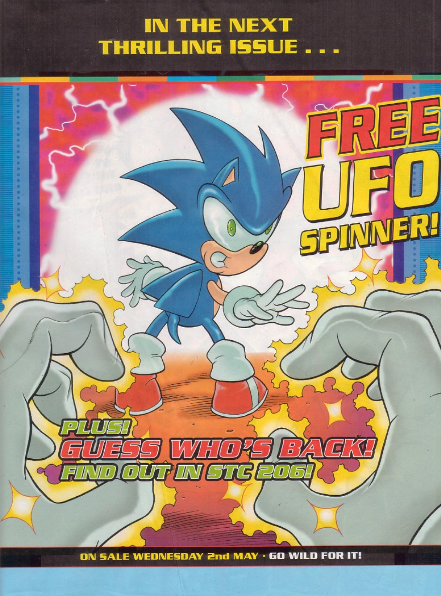 Read online Sonic the Comic comic -  Issue #205 - 5