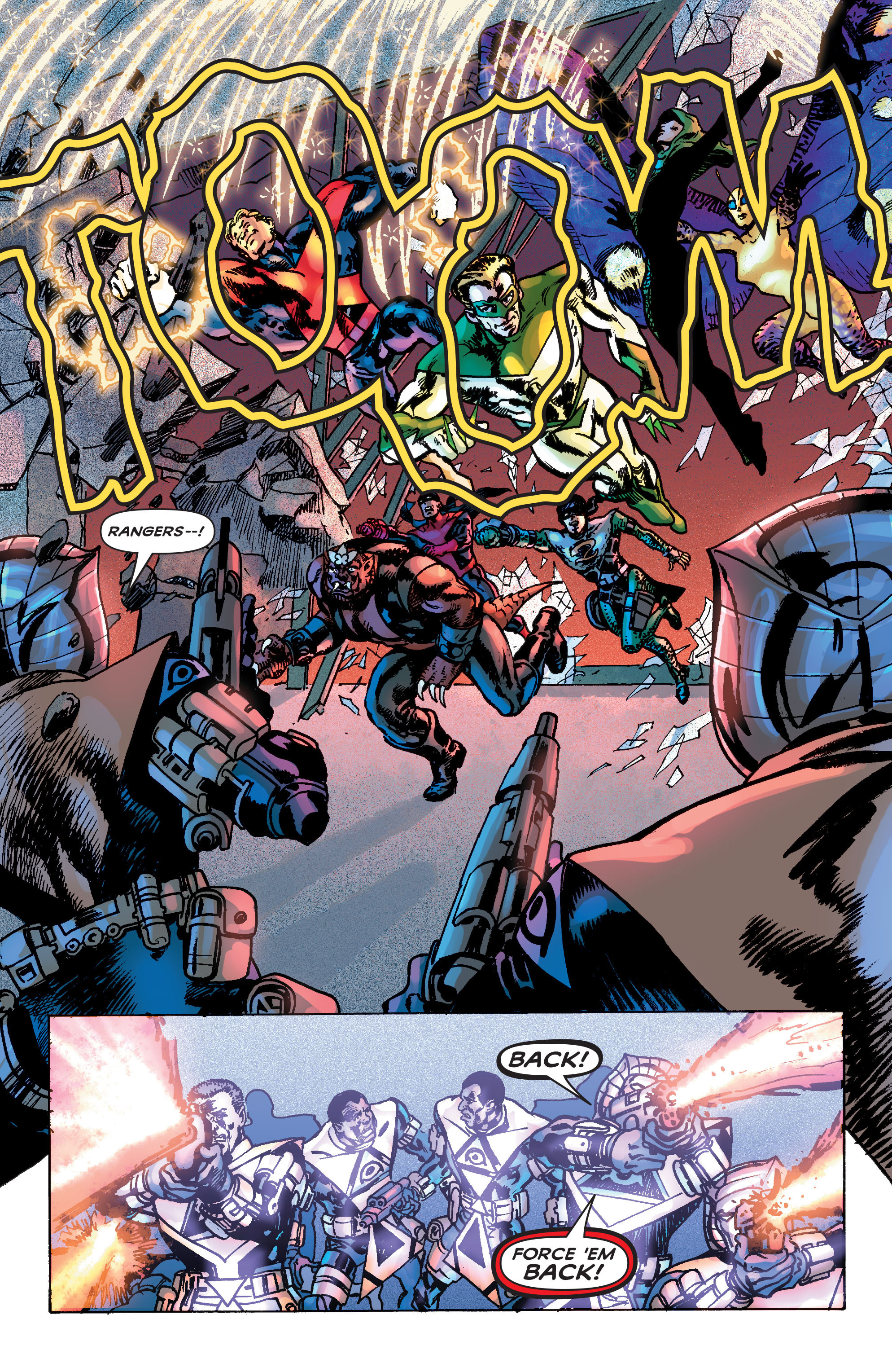 Read online Astro City: Dark Age/Book Three comic -  Issue #4 - 8