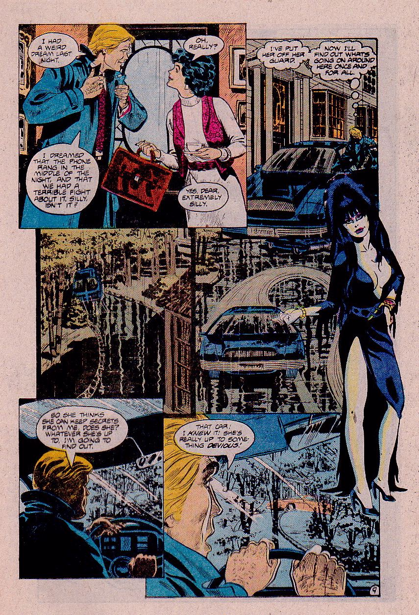 Elvira's House of Mystery Issue #11 #12 - English 24