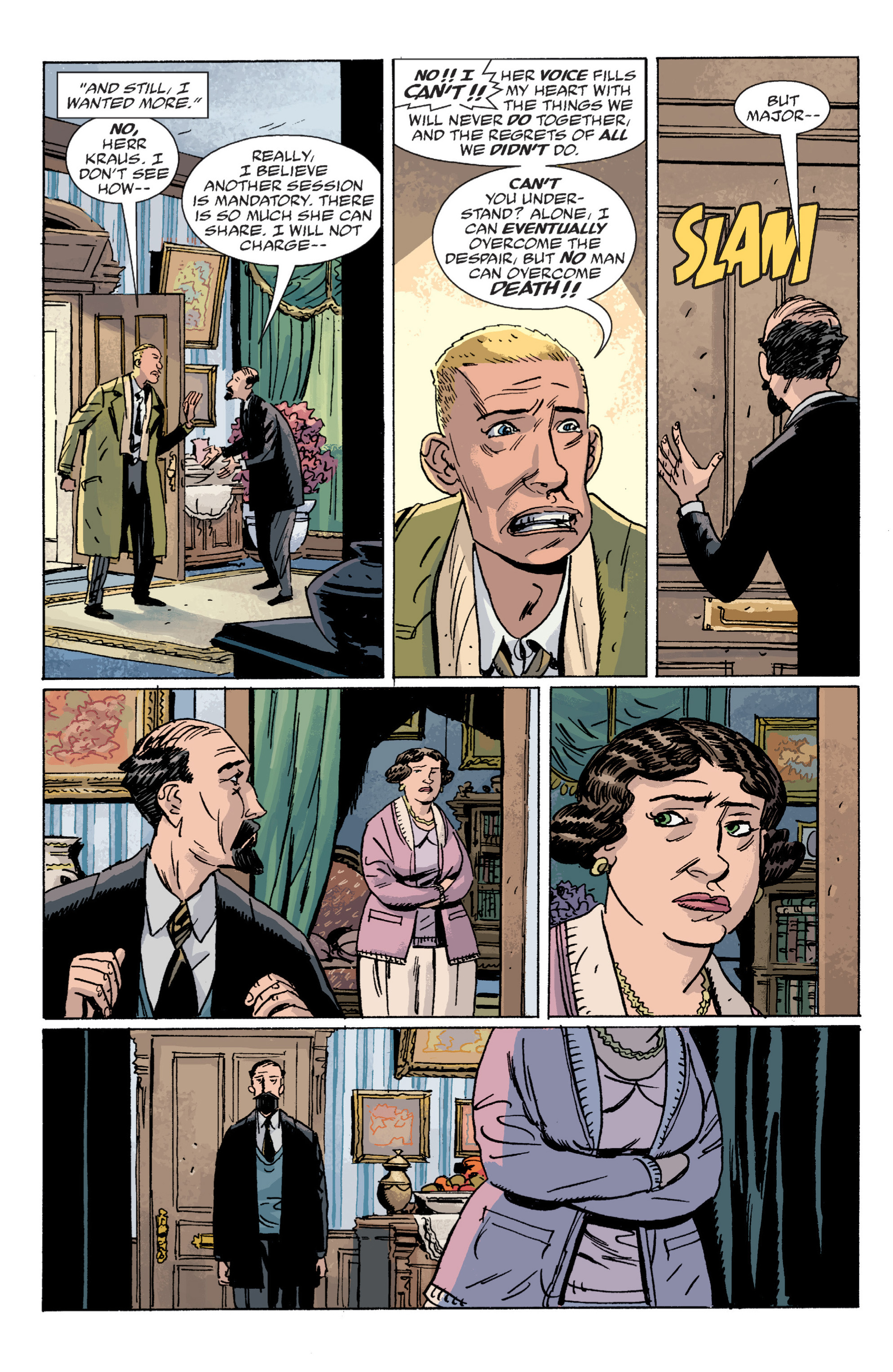 Read online B.P.R.D. (2003) comic -  Issue # TPB 6 - 75