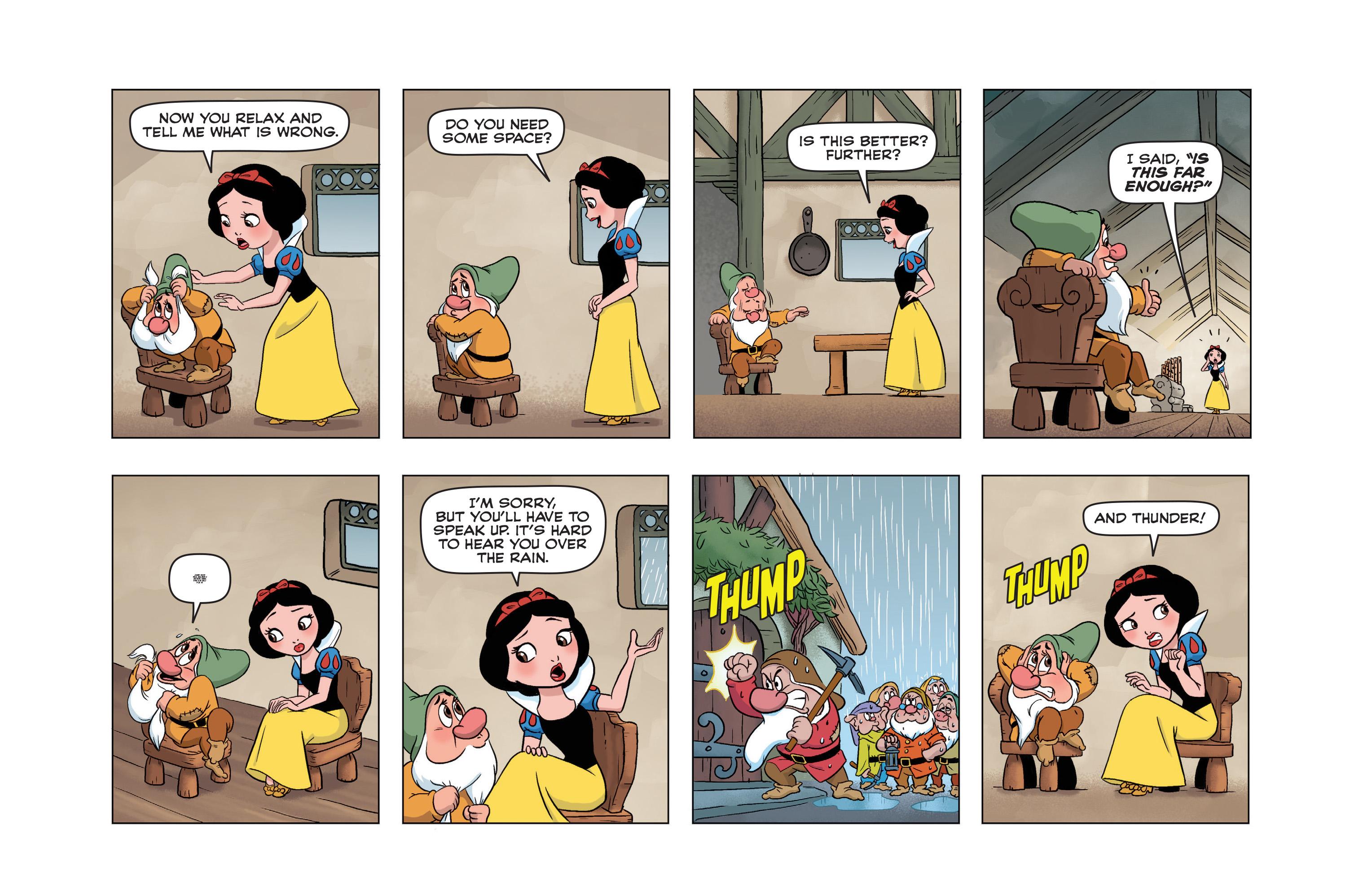 Read online Disney Princess comic -  Issue #11 - 10