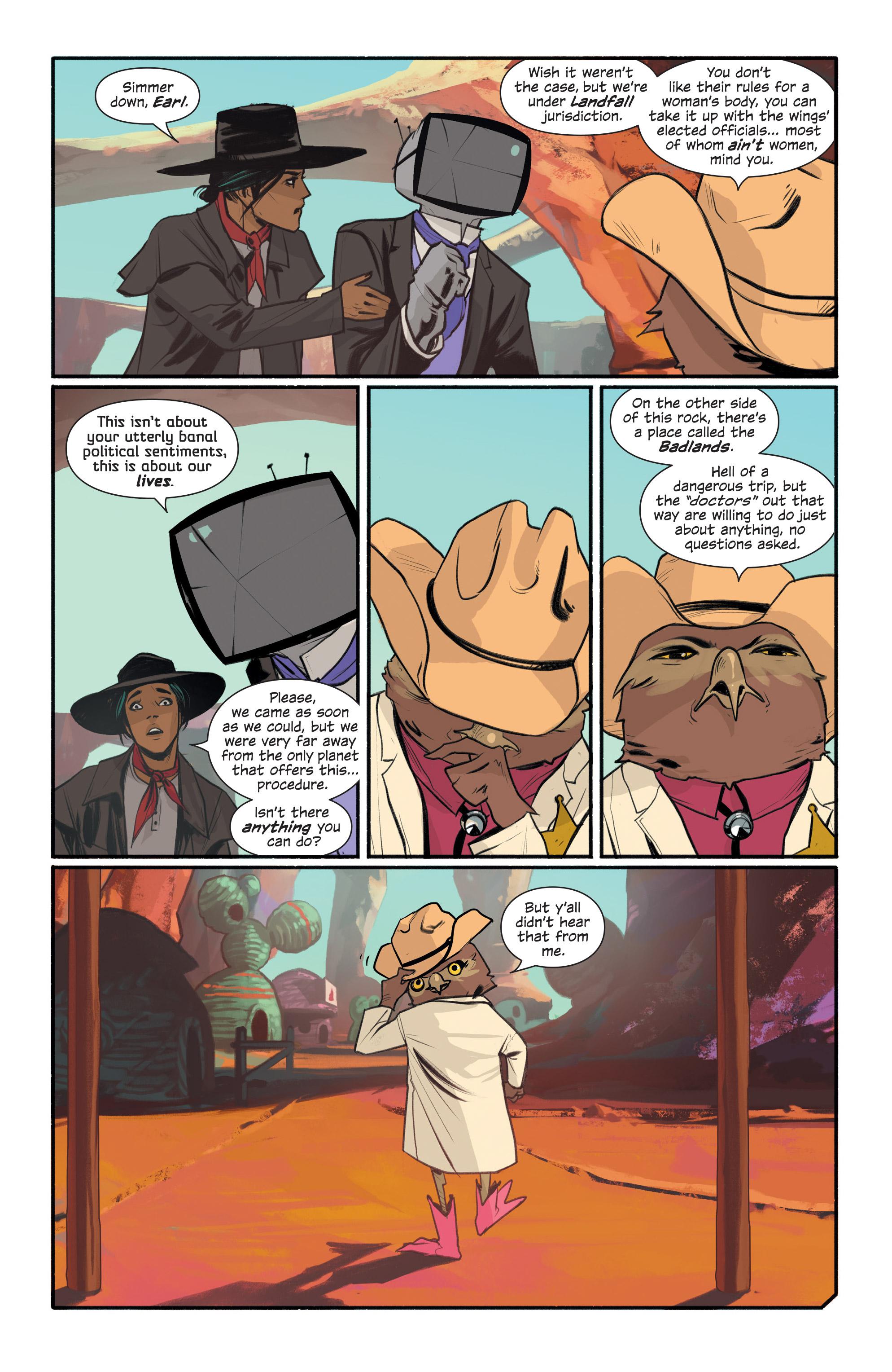Read online Saga comic -  Issue #43 - 6