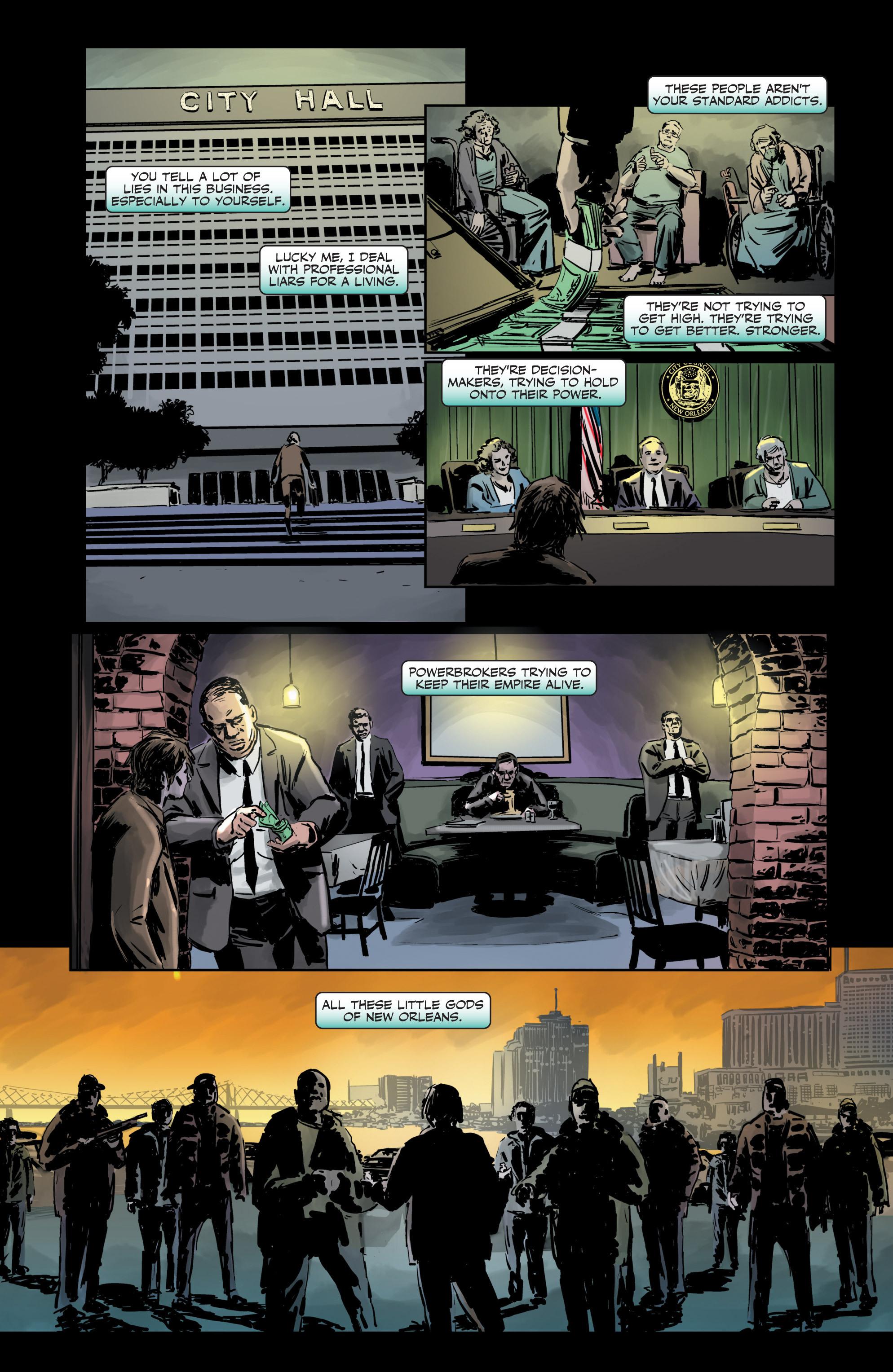 Read online Shadowman (2012) comic -  Issue #12 - 14