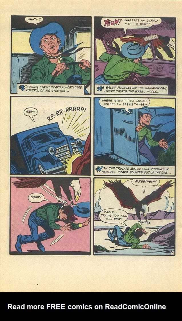 Read online Roy Rogers comic -  Issue #4 - 28