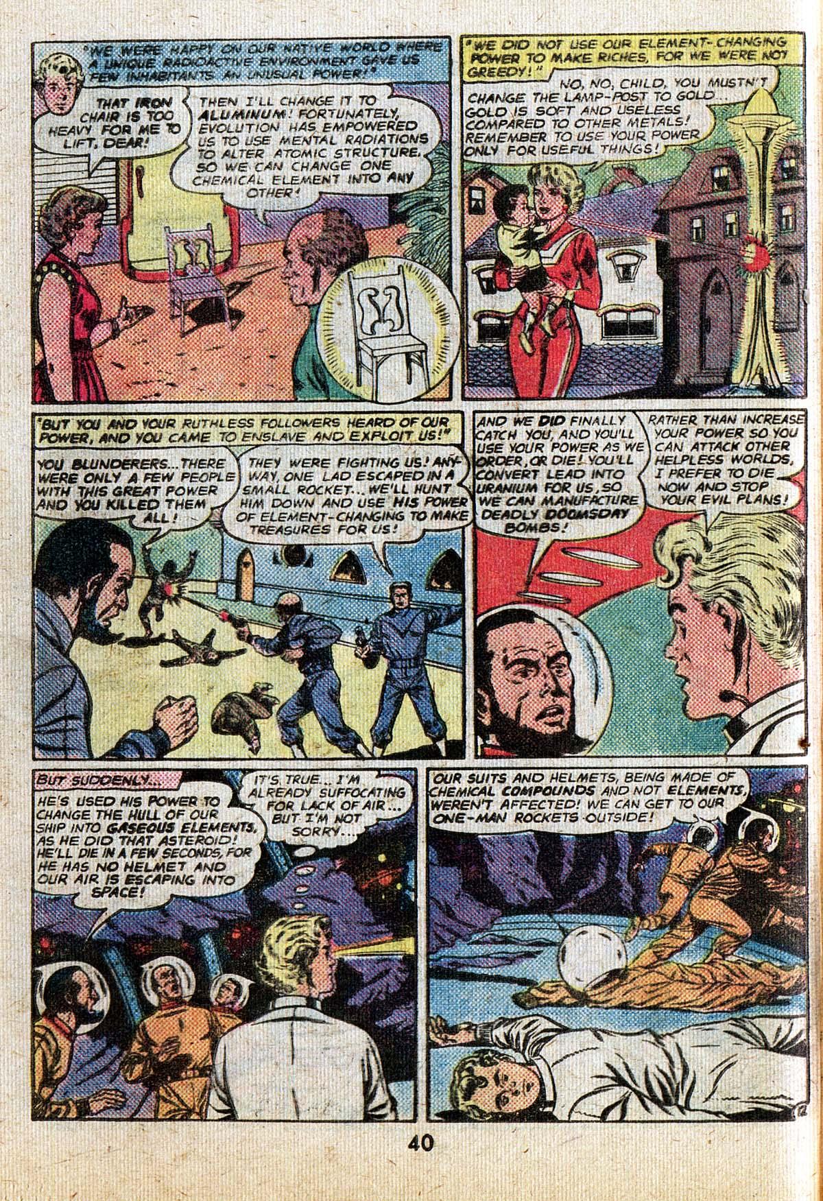 Read online Adventure Comics (1938) comic -  Issue #500 - 40