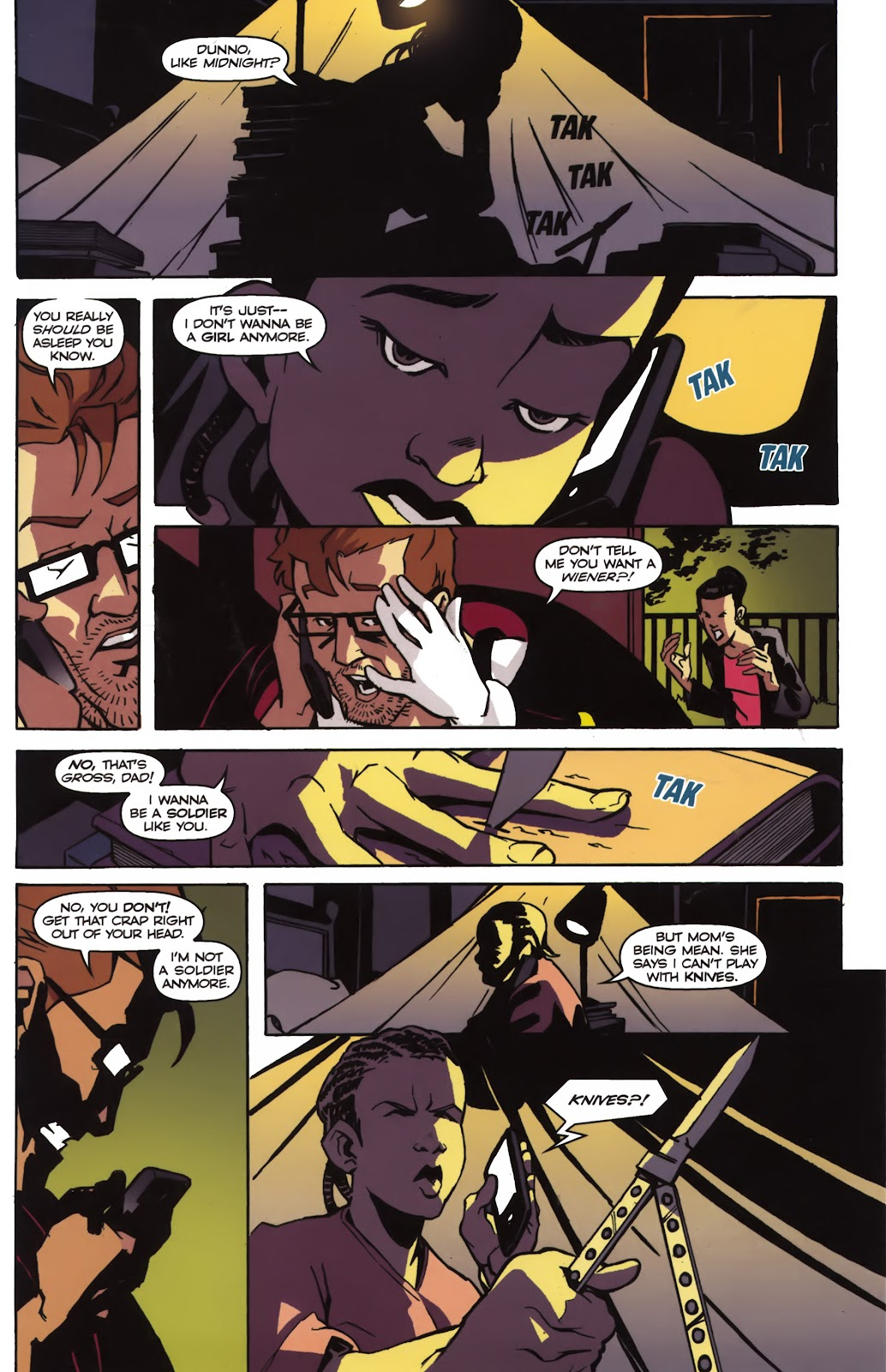 Read online Ricky Rouse Has A Gun comic -  Issue # TPB (Part 1) - 48