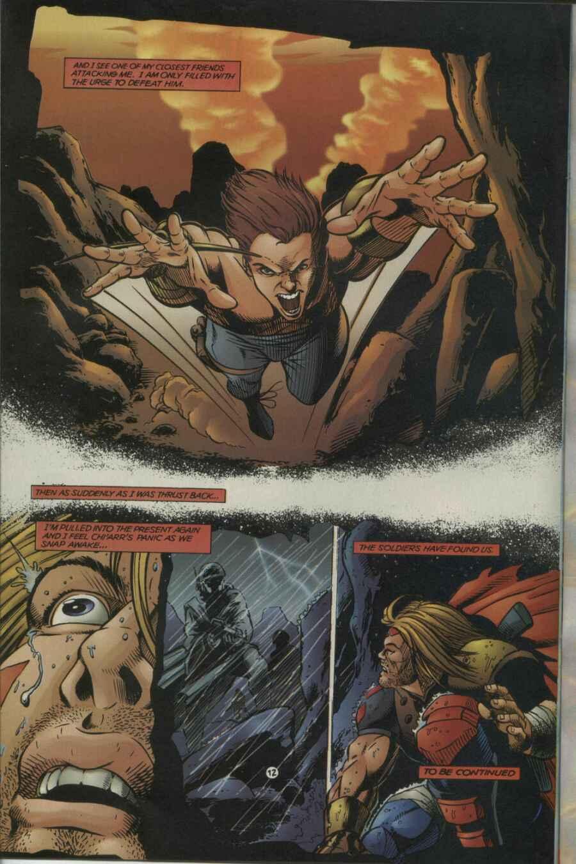 Read online Ultraverse Premiere comic -  Issue #2 - 28