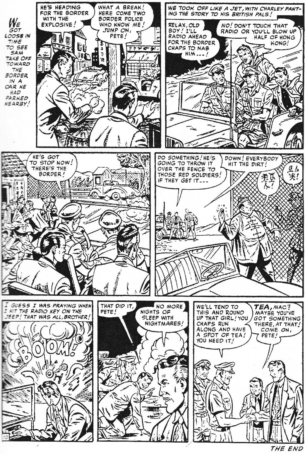 Read online Men of Mystery Comics comic -  Issue #73 - 59